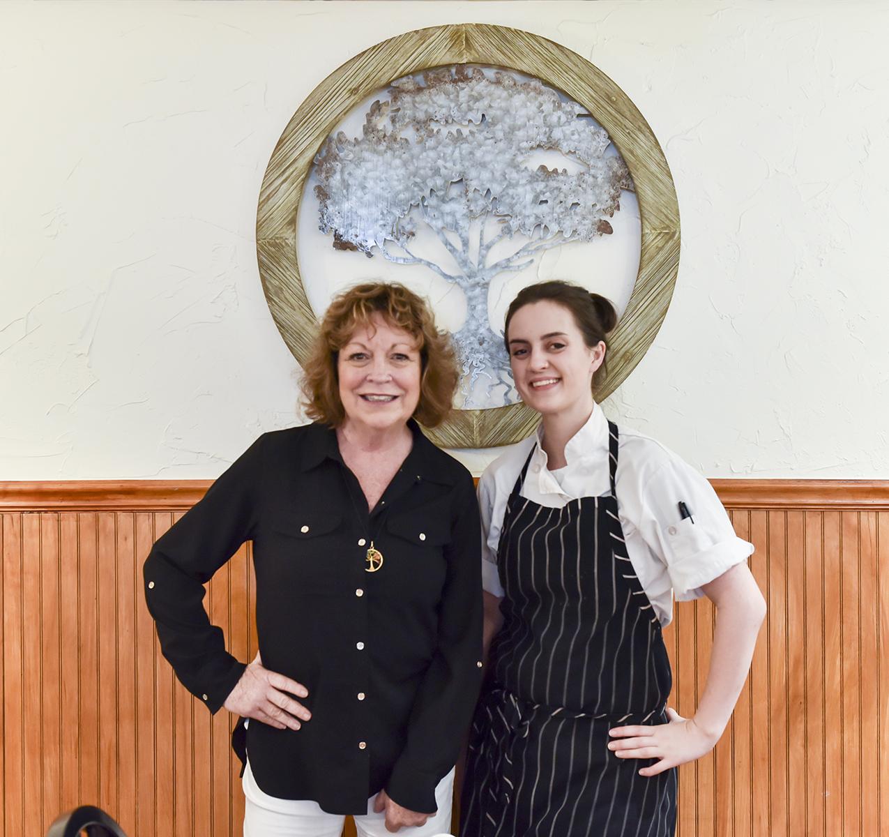 Margot Kohl and Chef Rachel.jpg