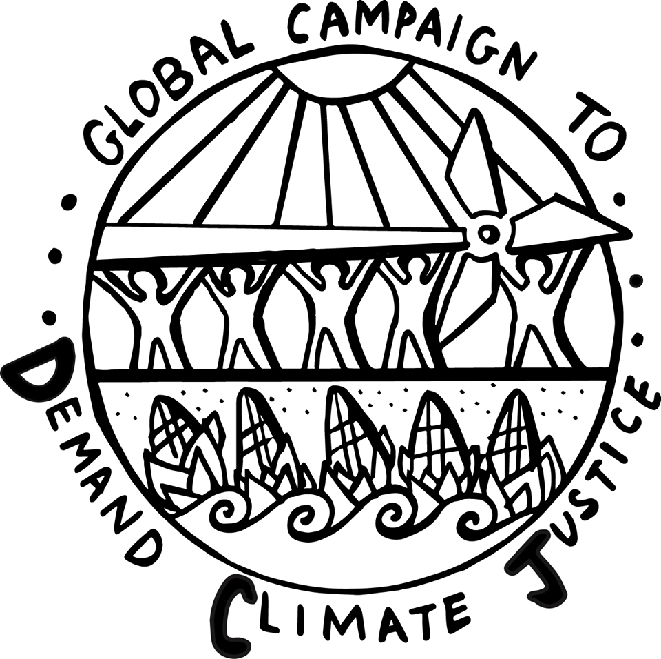 Global Campaign to Demand Climate Justice