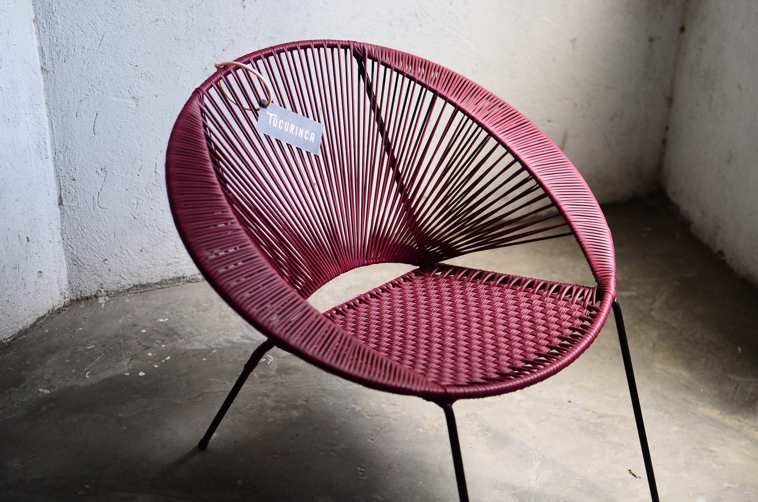 Tucurinca Tres Easy Chair