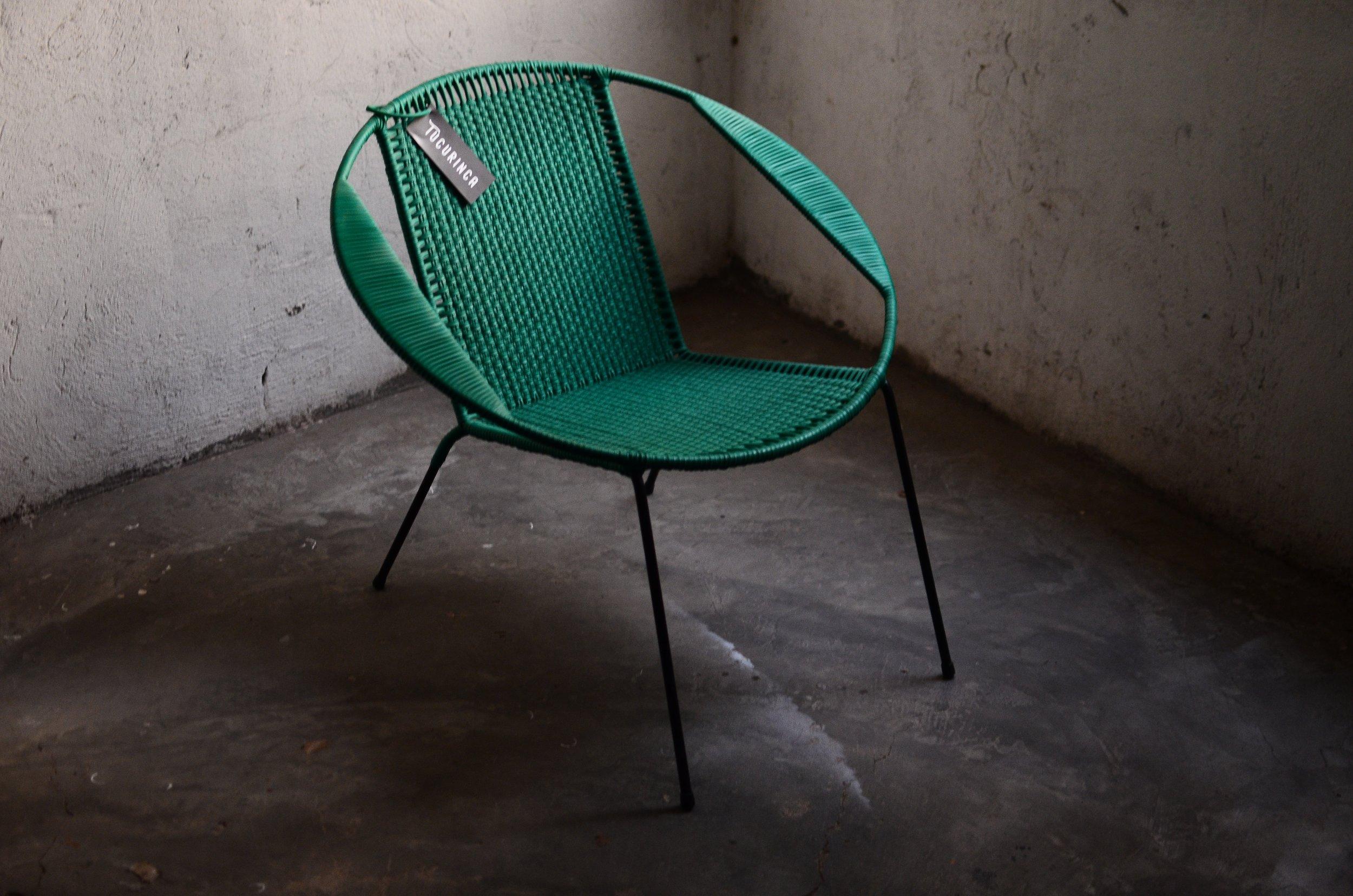 Tucurinca Classic Easy Chair, 385 euro.