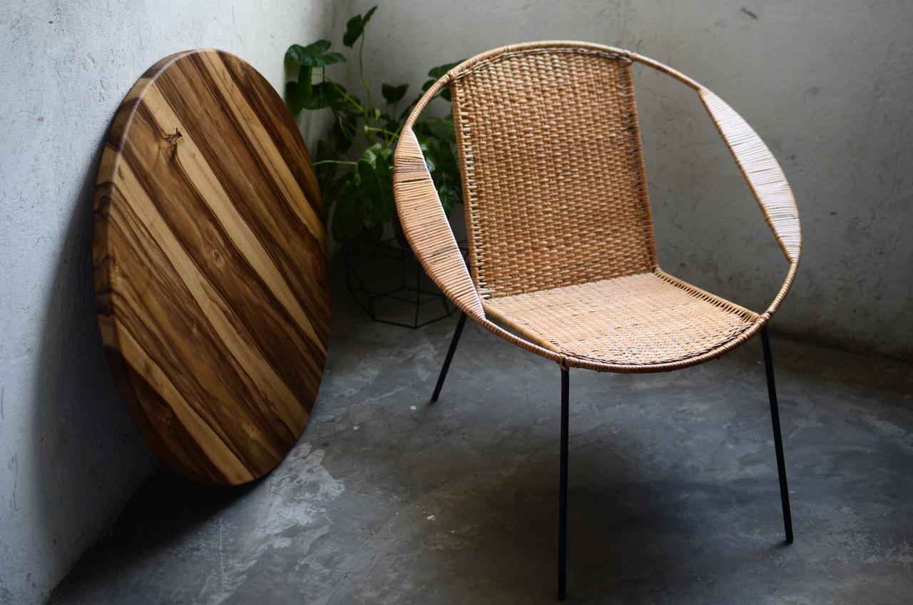 Tucurinca Classic Easy Chair Ratan