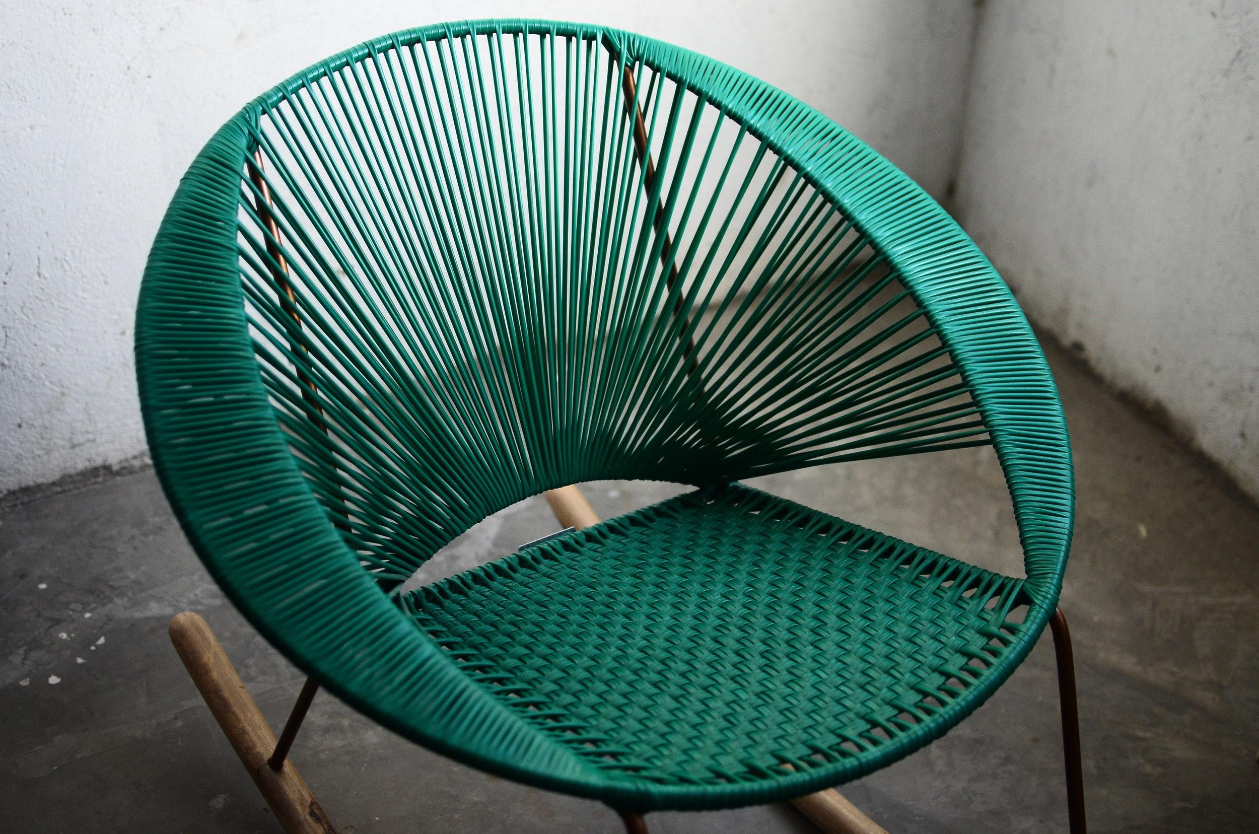 Tucurinca Tres Rocking Chair