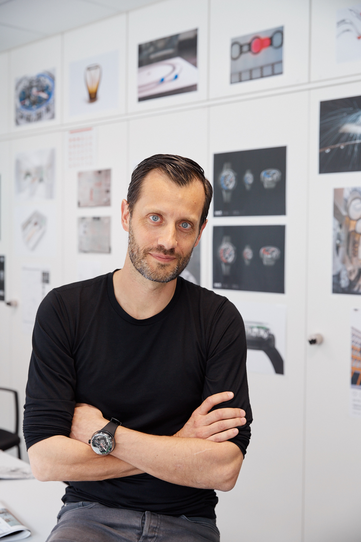 Grégory Dourde- CEO HYT