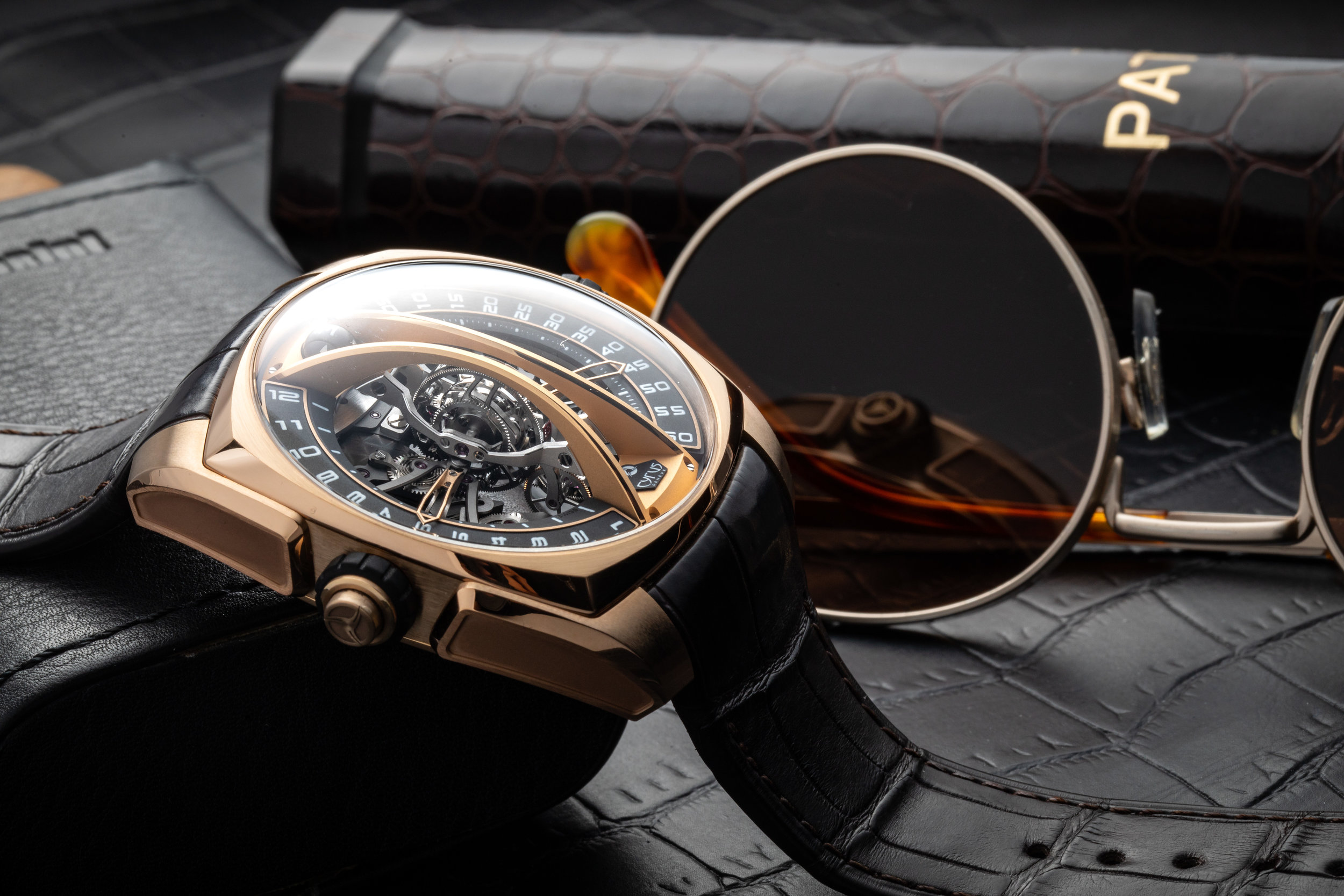 INTRODUCING THE CYRUS KLEPCYS VERTICAL SKELETON TOURBILLON