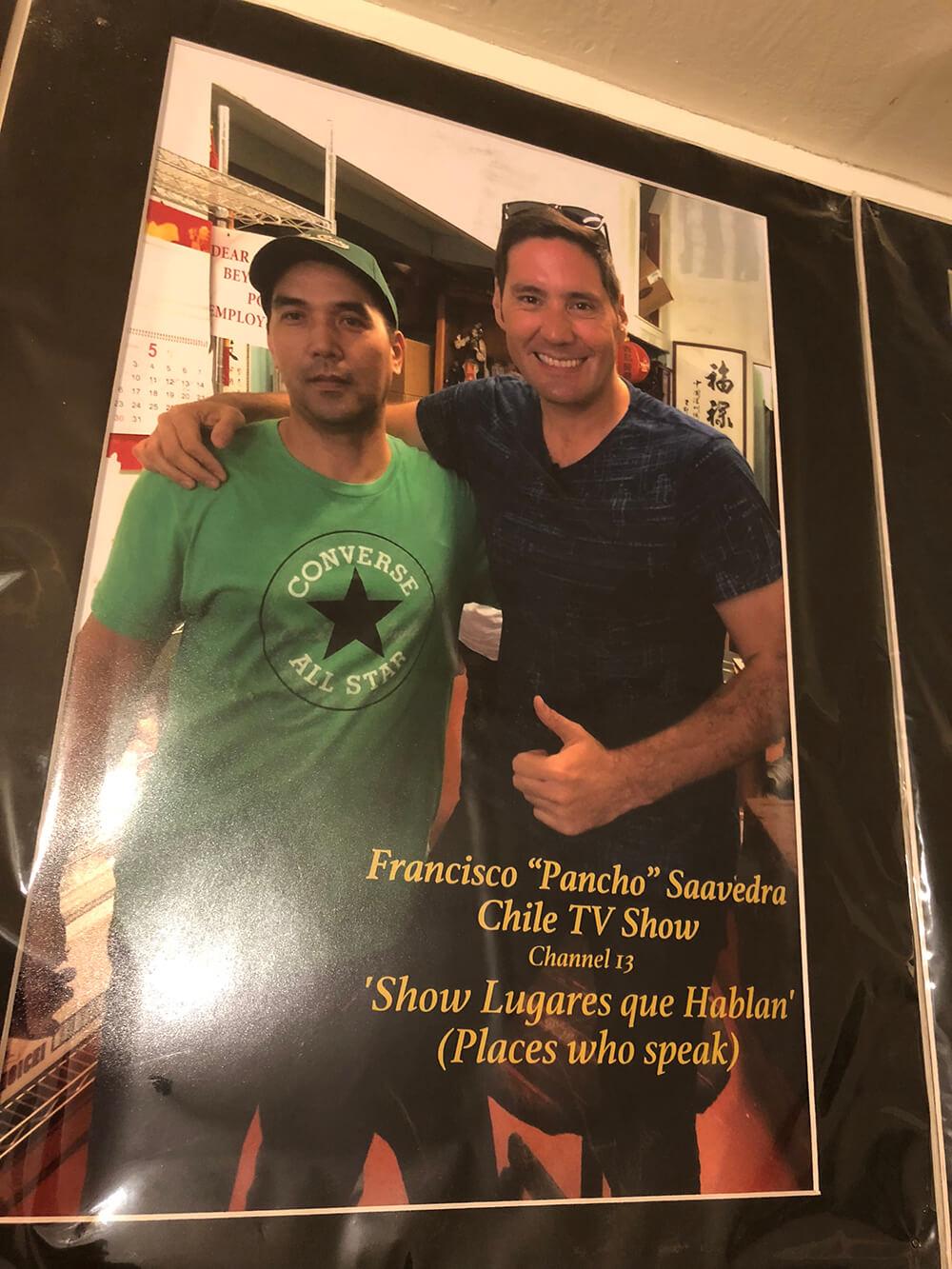 """Francisco """"Pancho"""" Saavedra"""