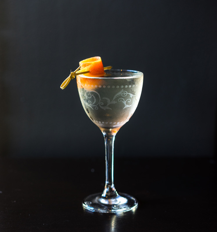 Painterly Cocktail