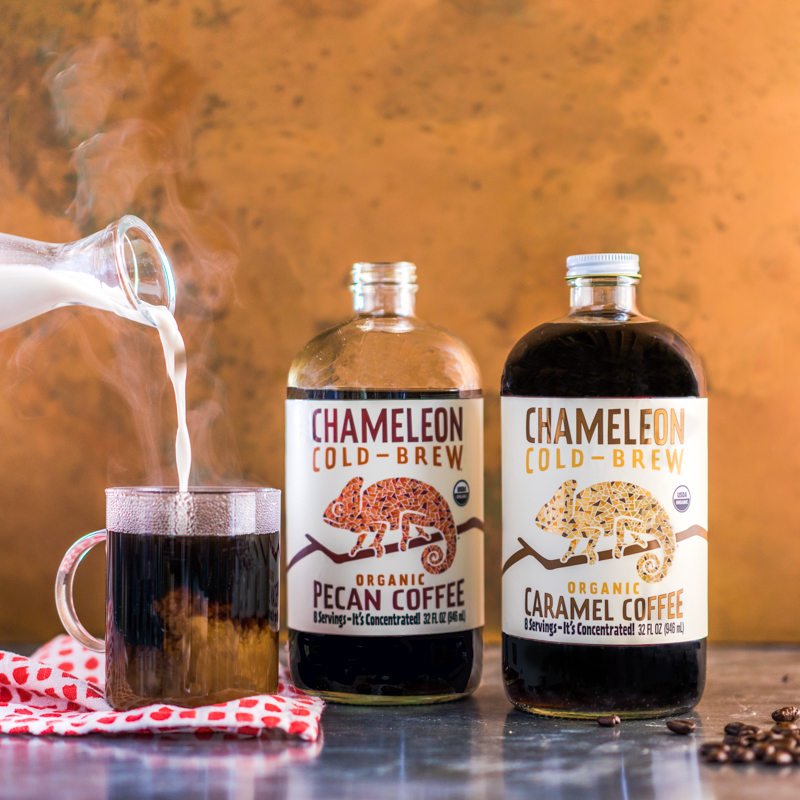 Chameleon Cold Brew Concentrates