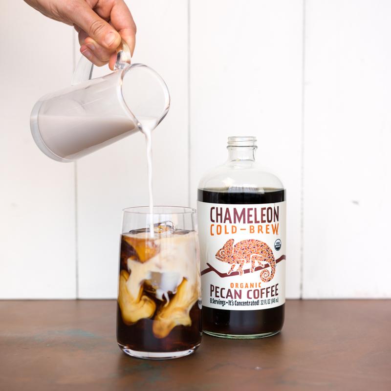 Chameleon Cold Brew Milk Swirl