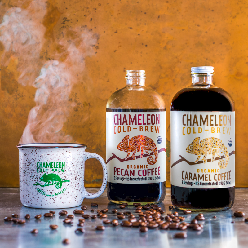Chameleon Cold Brew Steaming Cup