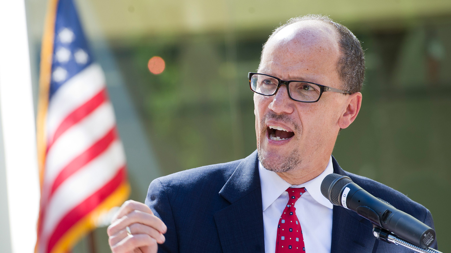 Thomas Perez - Party Chair of the Democratic National Committee