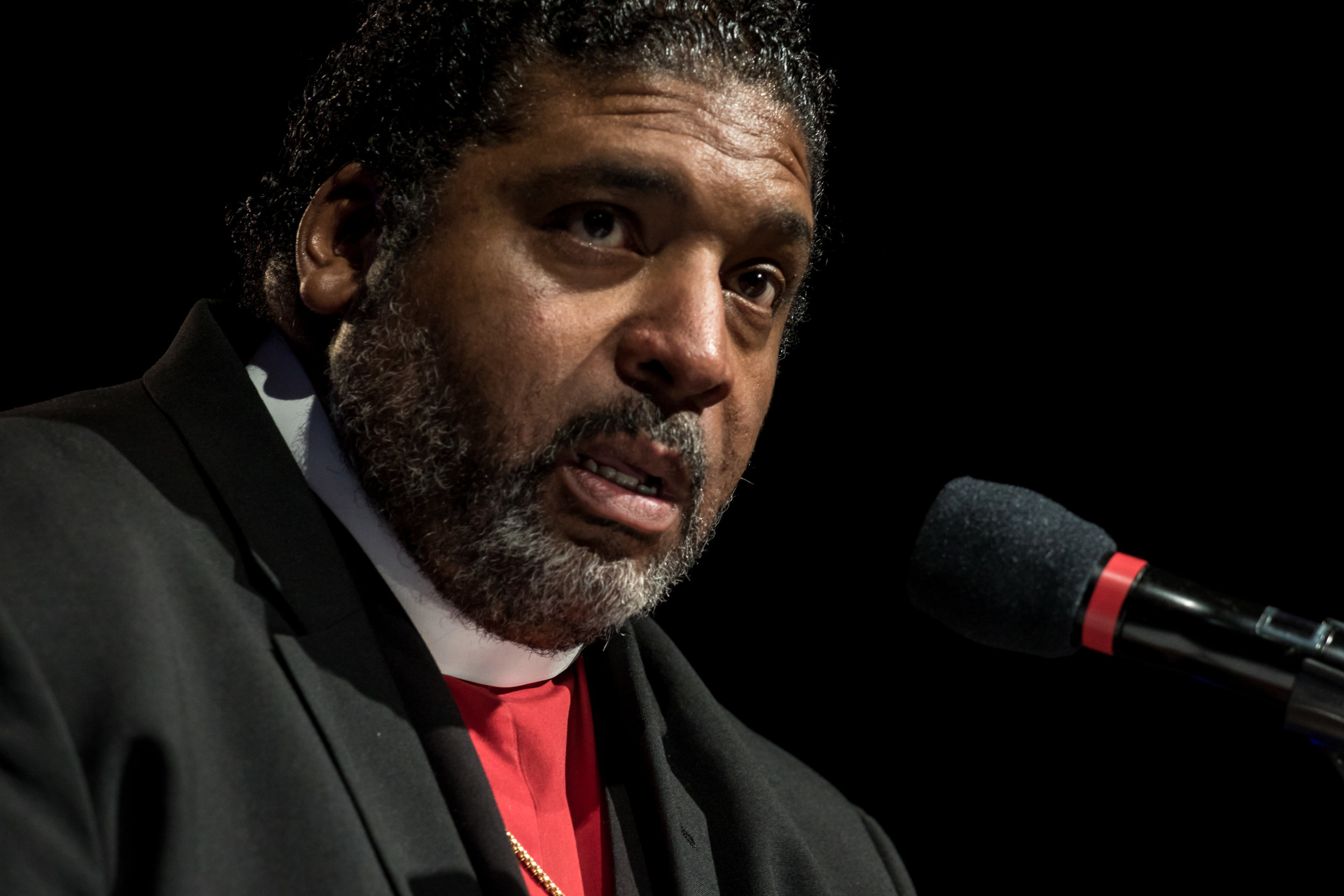 Rev. Dr. William Barber
