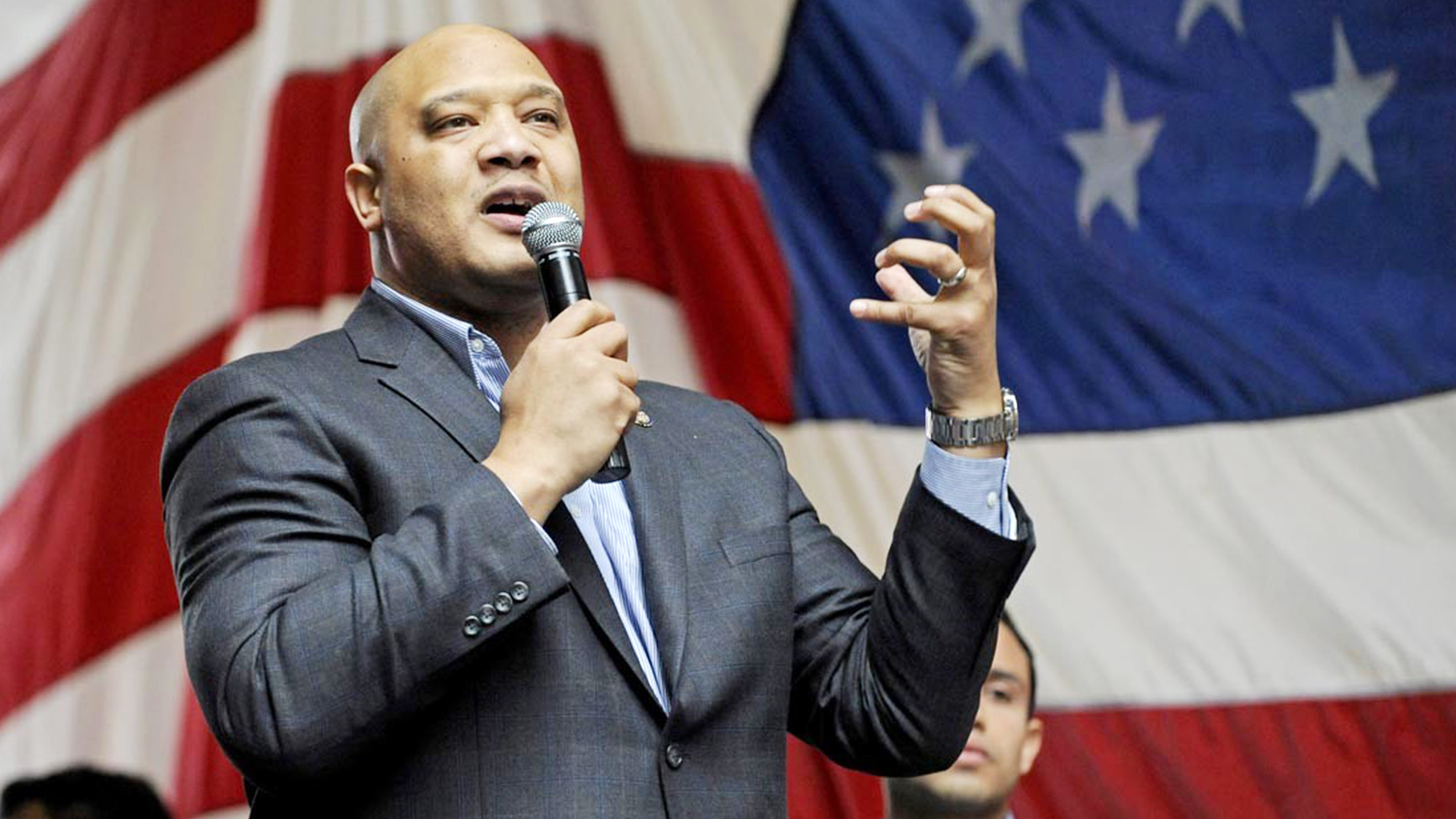 Rep. Andre Carson - D-IN 7th District