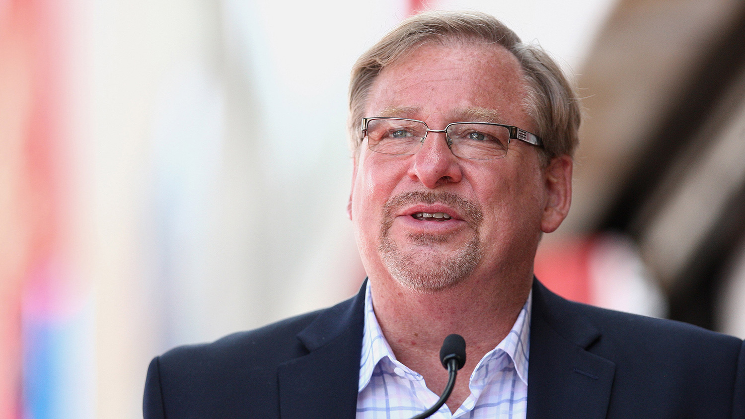 Dr. Rick Warren - Founder and Pastor of Saddleback Church, Author
