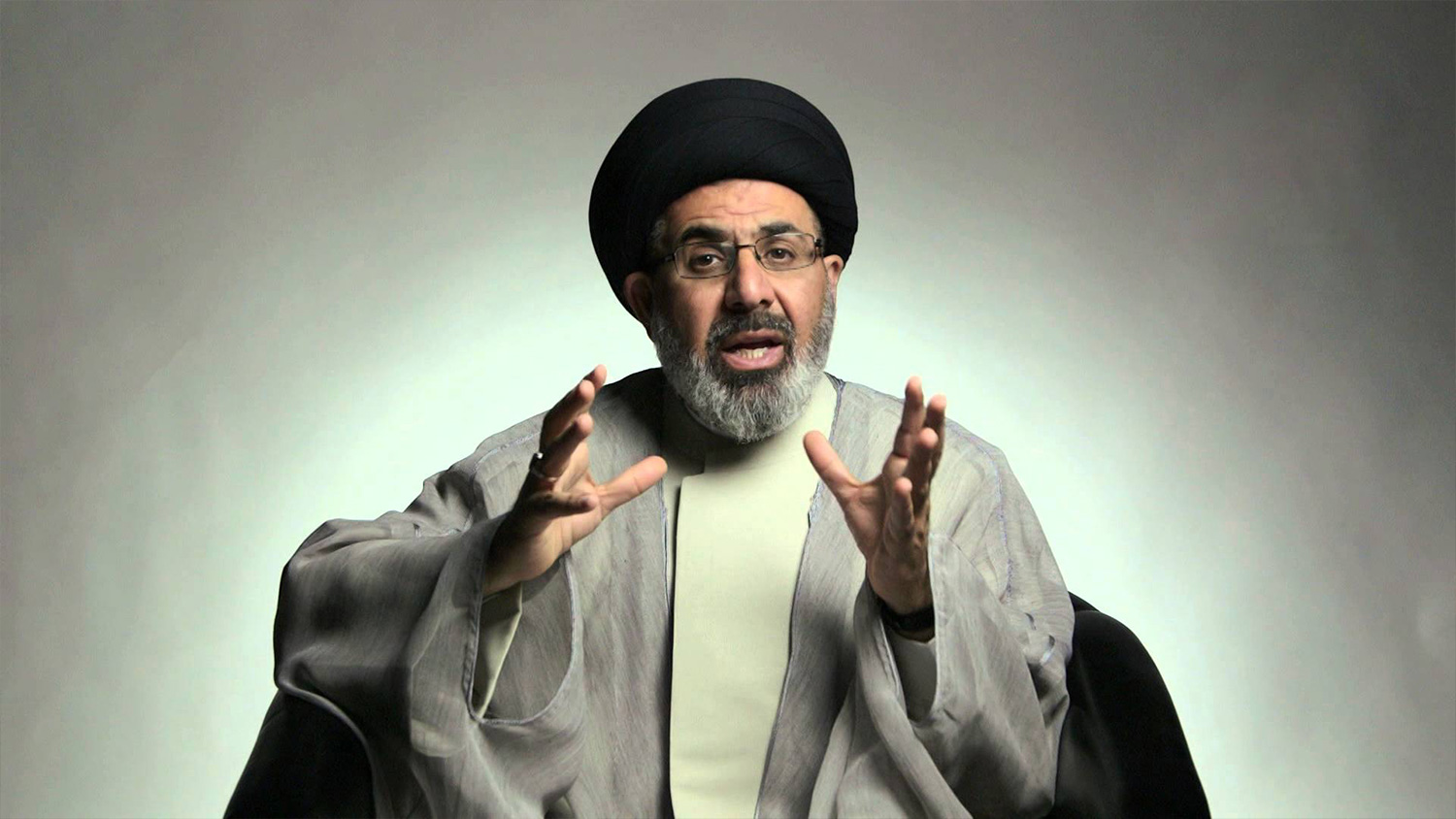 Imam Sayed Moustafa Al-Qazwini - Founder of Islamic Educational Center of Orange County