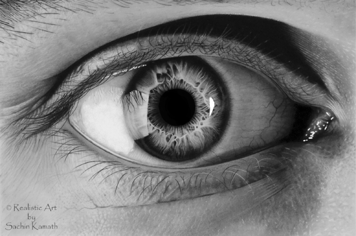 Hyperrealism - Pencil drawings as candid as eyes could see with every tiny and intricate details…