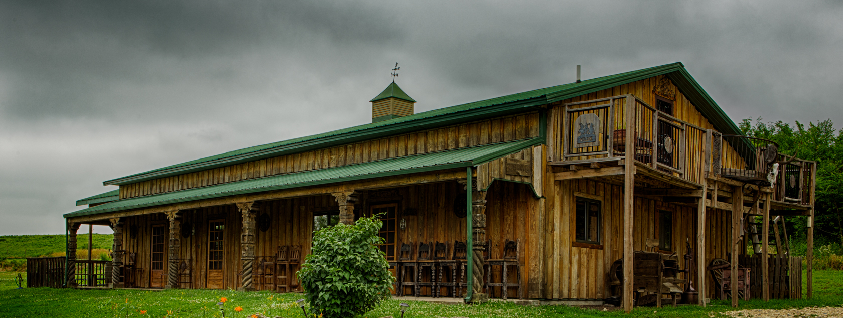 The Lodge at the Flying W Ranch