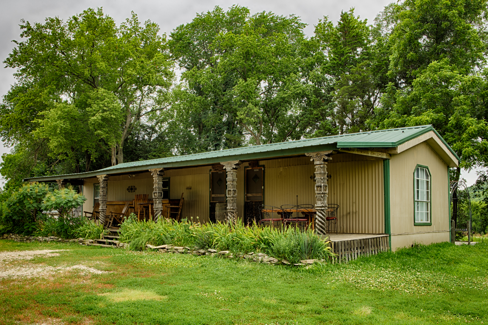 The Cabin at the Flying W Ranch
