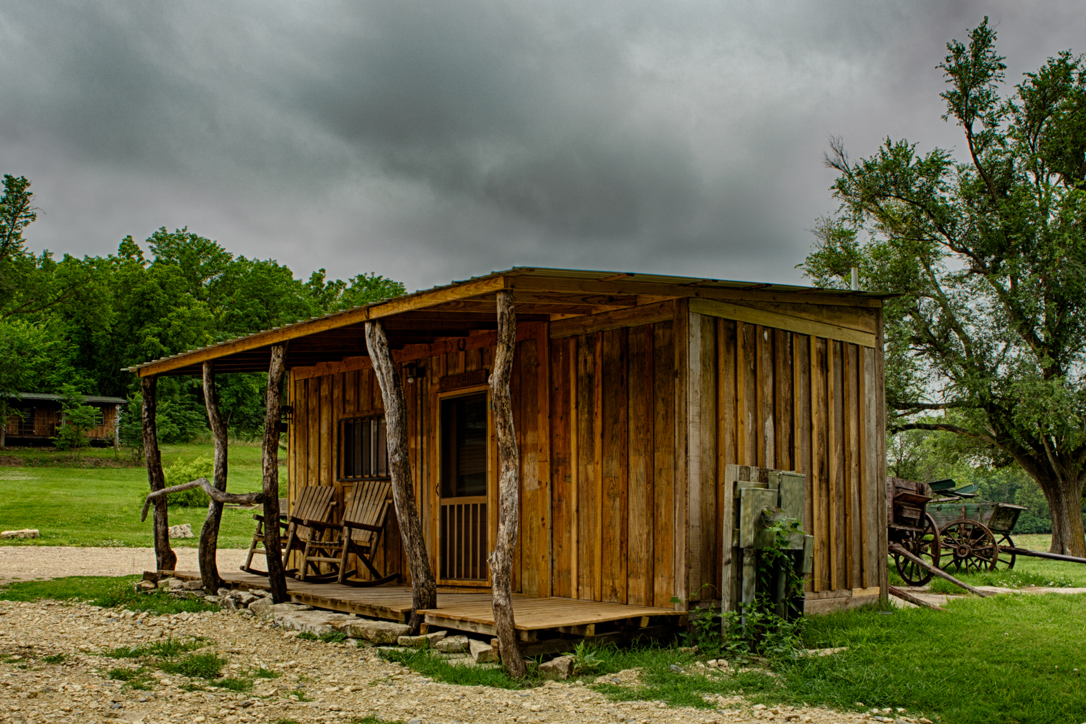 The Calaboose at the Flying W Ranch