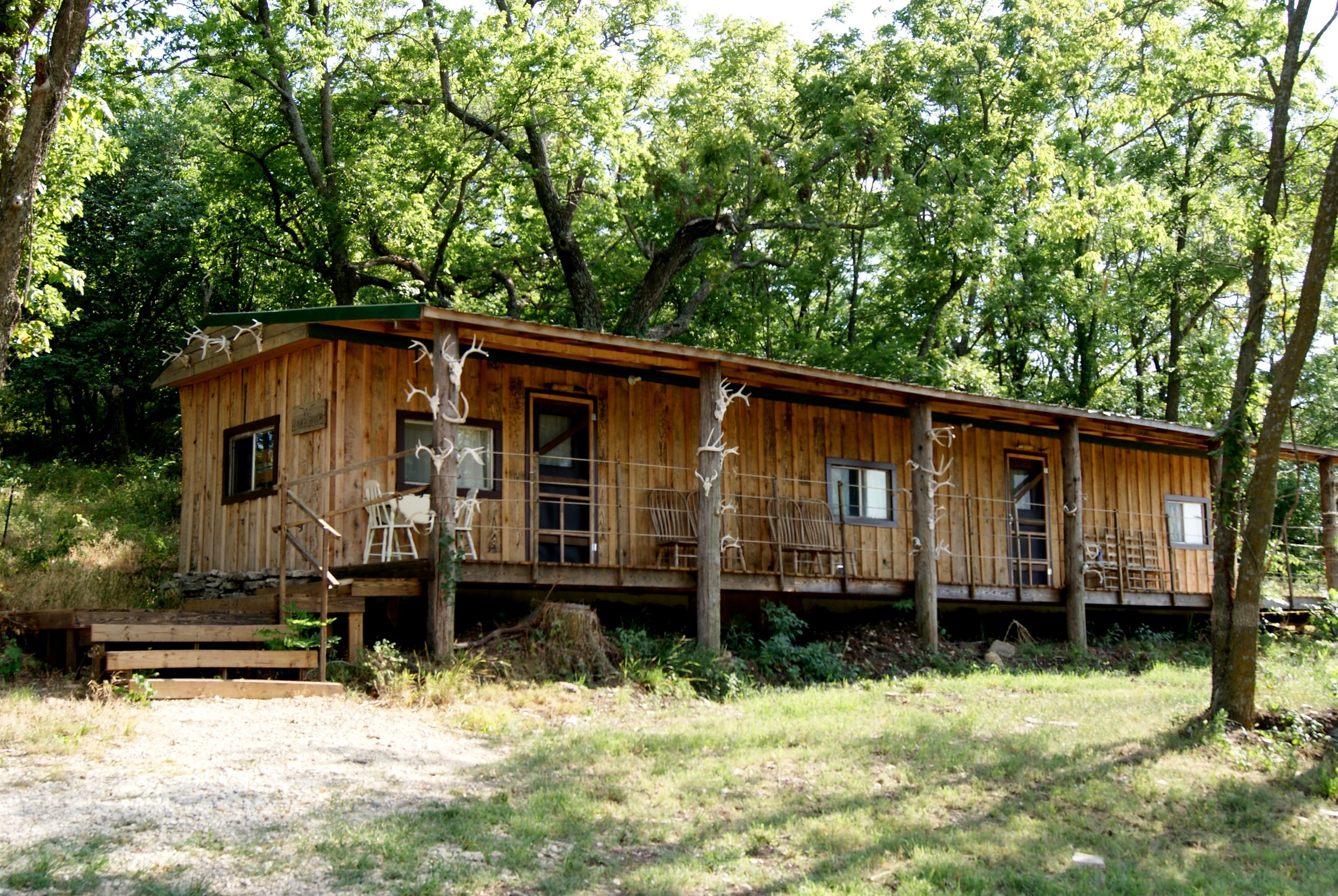 The Bunkhouse at the Flying W Ranch