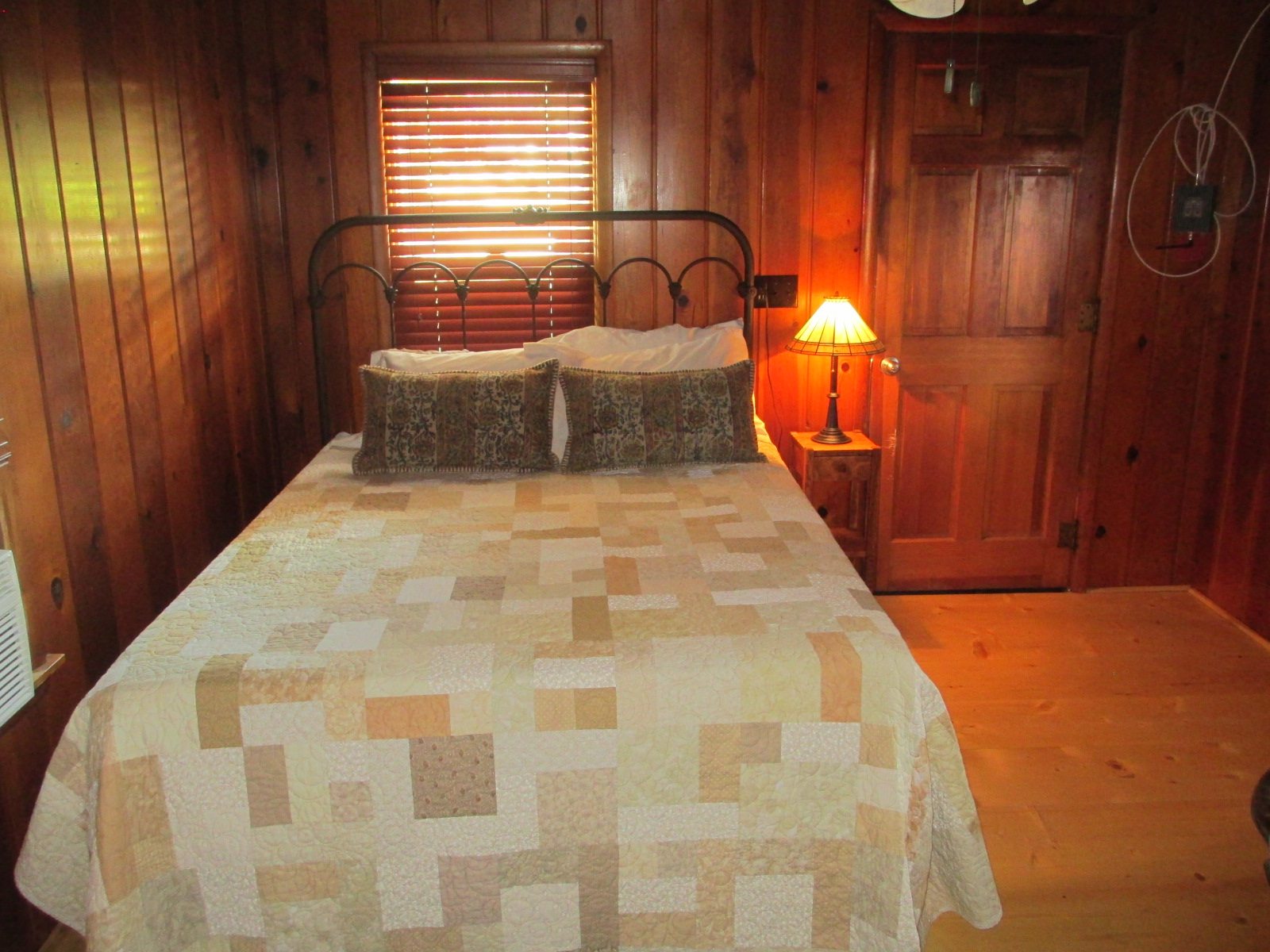 The Fire House bed