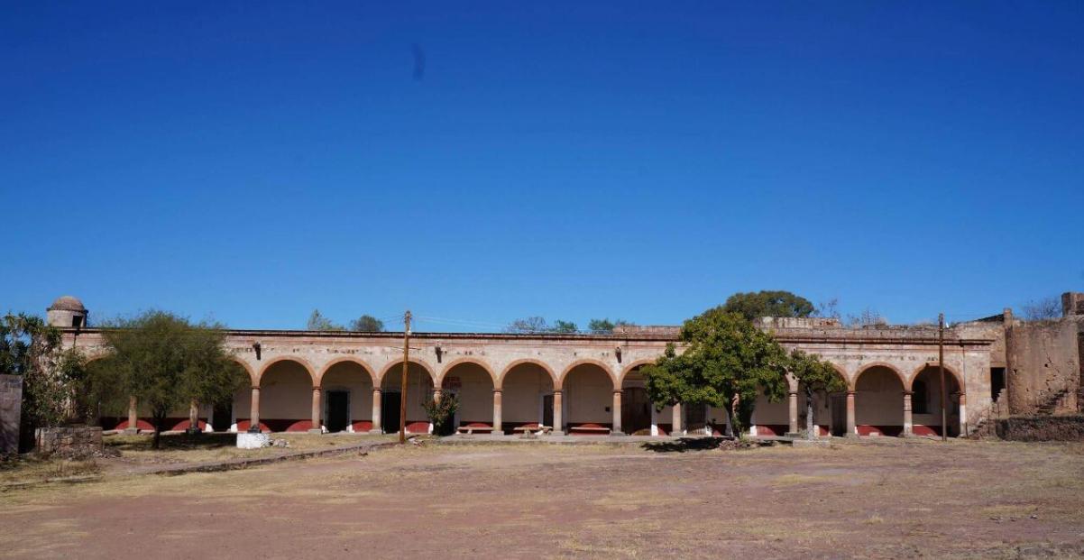 Los Portales de la Hacienda en San Antonio.