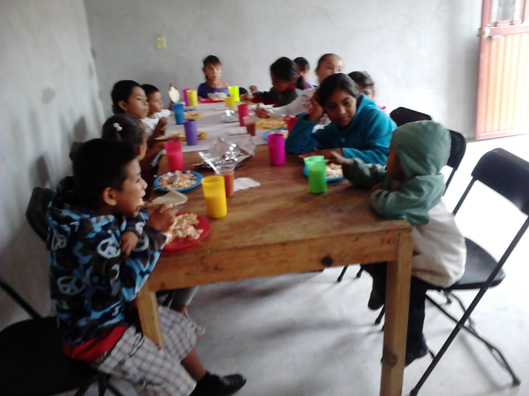 El Comedor de los niños
