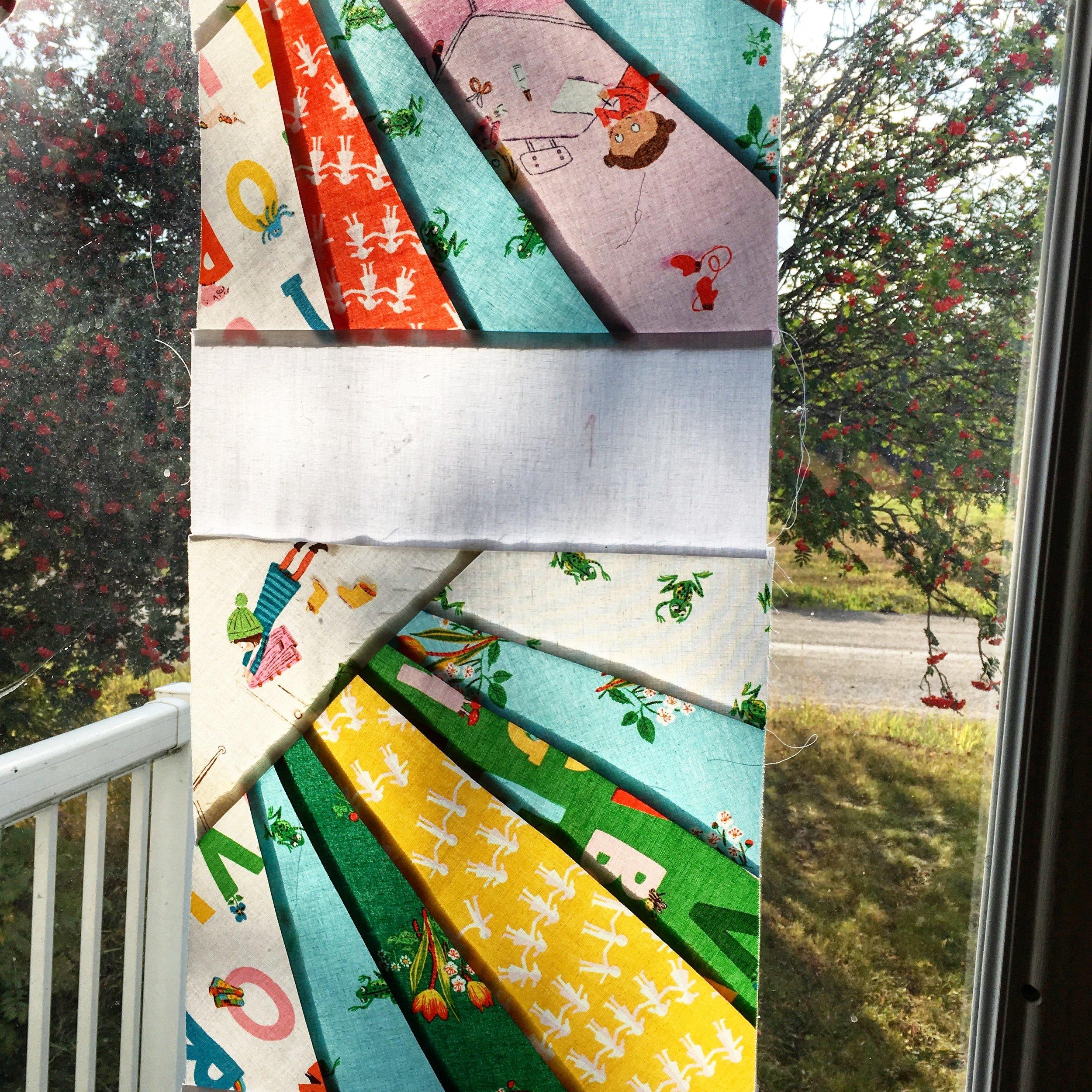 Stain Glass Quilt Blocks