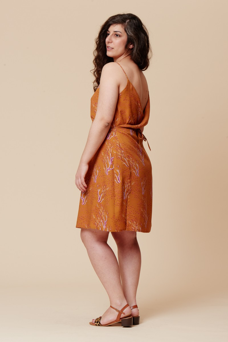 Deer and Doe Patterns - Pensee Dress