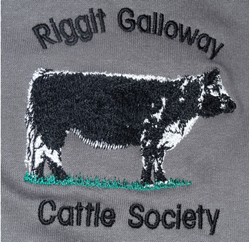 A range of clothing with the society logo is available