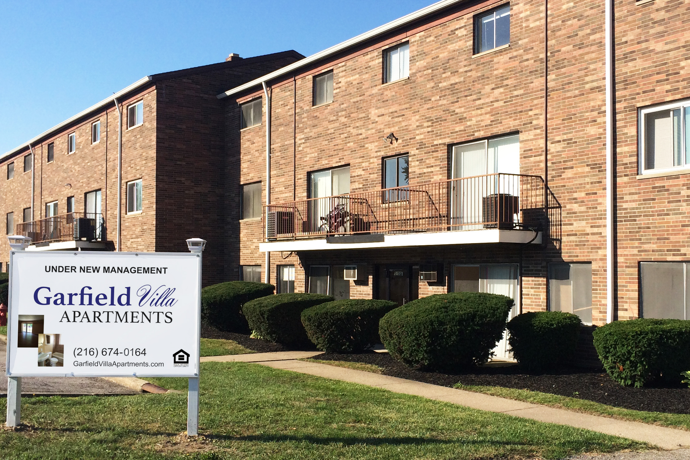 Garfield Villa Apartments - Garfield Heights, Ohio