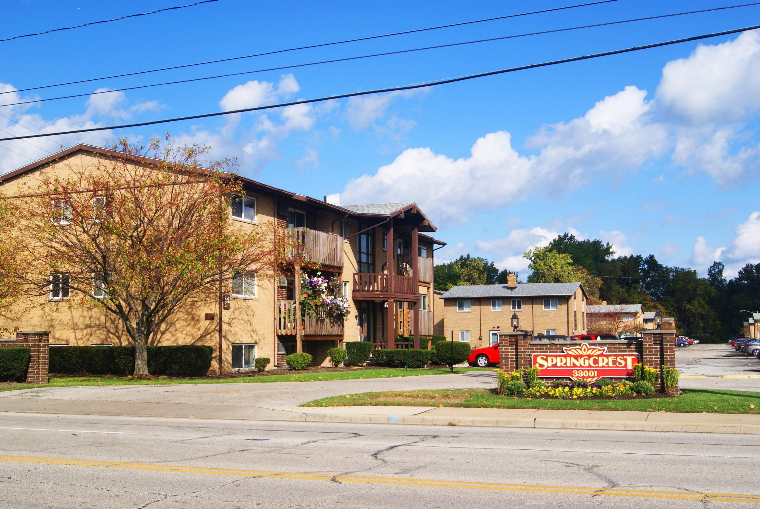 Springcrest Apartments - Willowick, Ohio