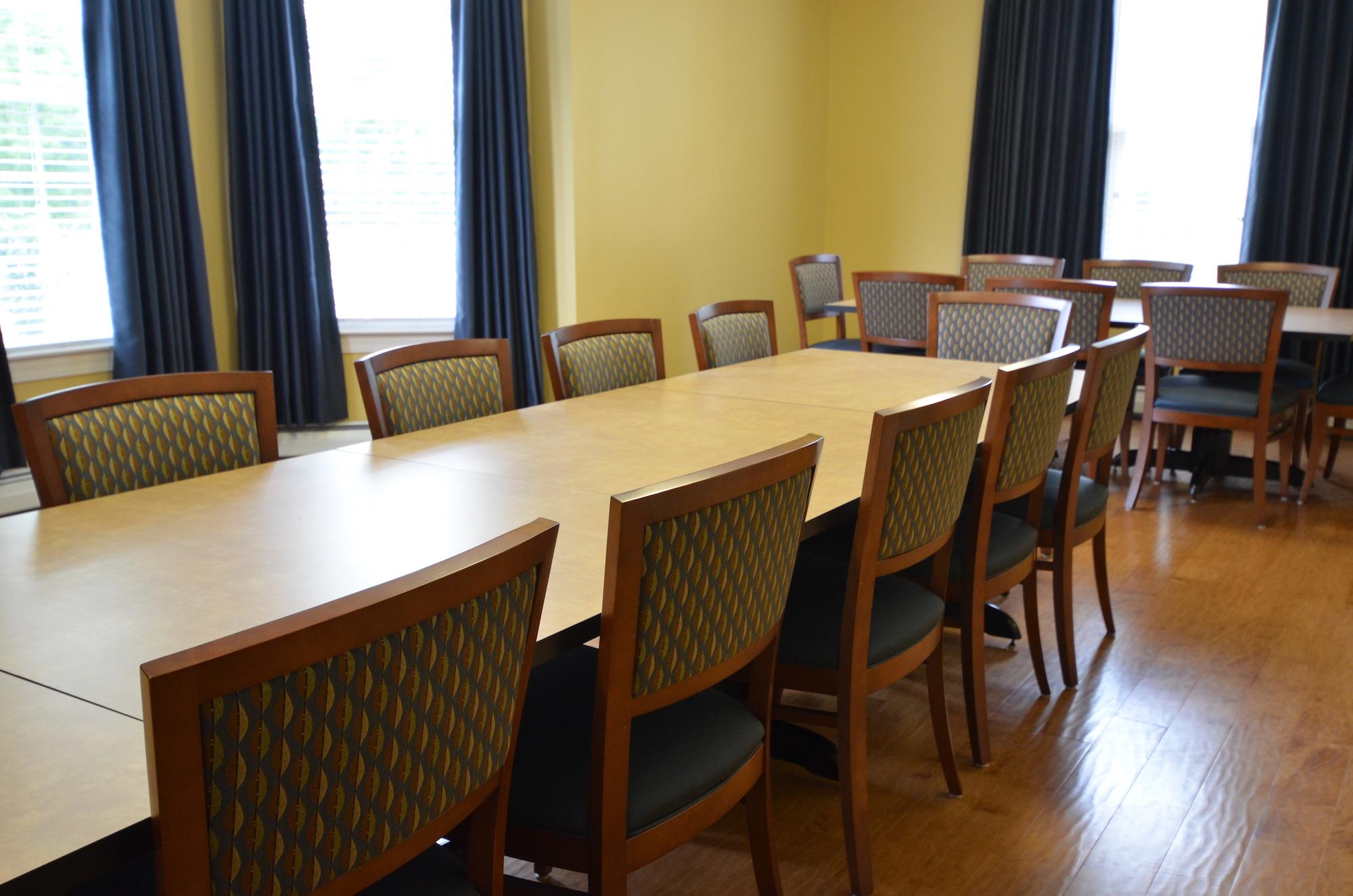 JWU Centennial House - 3 Interior.JPG