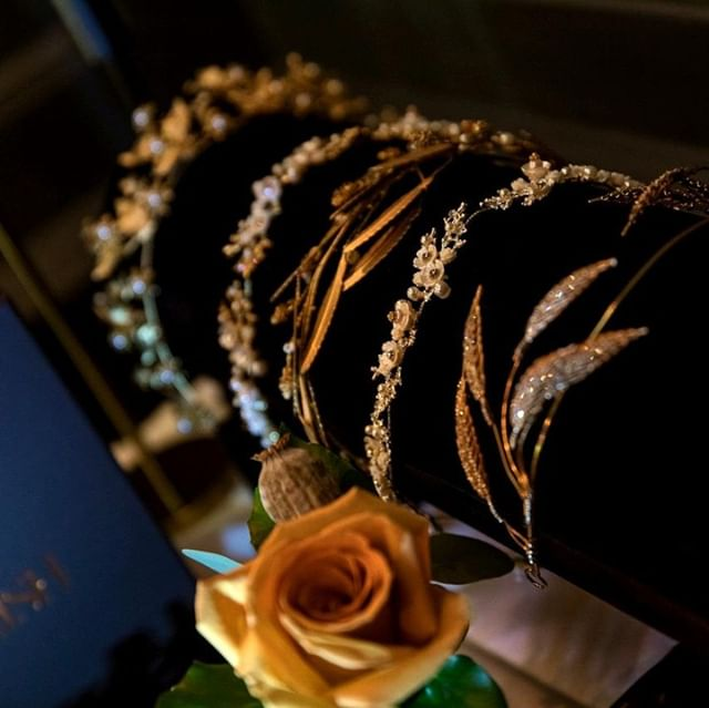 #ACCESSORIES // Just some of the beautiful accessories that will be showcased at tomorrows @berta 2019FW Collections Launch, hosted by @thewedddingclub1. I will be adorning all the models with stunning crystal crowns and earrings from my bridal brand @flourish.equisite.hairpieces, so if you are a bride to be, get yourself a ticket by contacting @thweddingclub1 and come and say hello!xx ... Photo @davidbostock #bridalhair #bridetobe #weddinghair #weddingaccessories #handmade #hairaccessories #bridal #bridalheadpiece #bridalaccessories #weddinghairaccessories #weddingideas #love #flowercrown #jewels #weddinghairaccessory #bohobride #bridalhairaccessory #madewithlove #hairvine #bridalhairstyle  #bertabride #berta #bertabridal