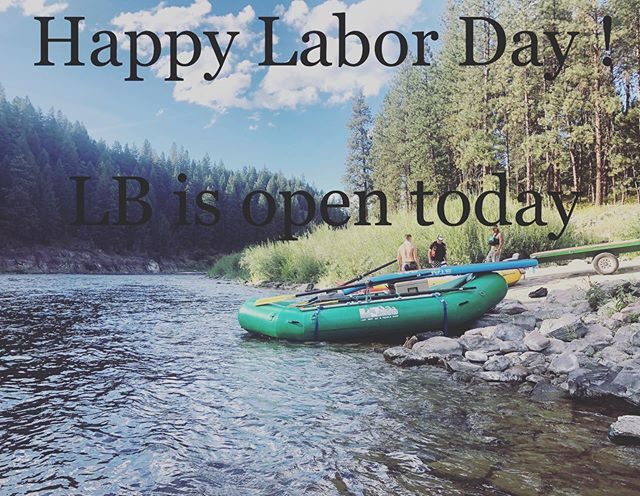 Happy Labor Day. Enjoy this epic summer to remember !