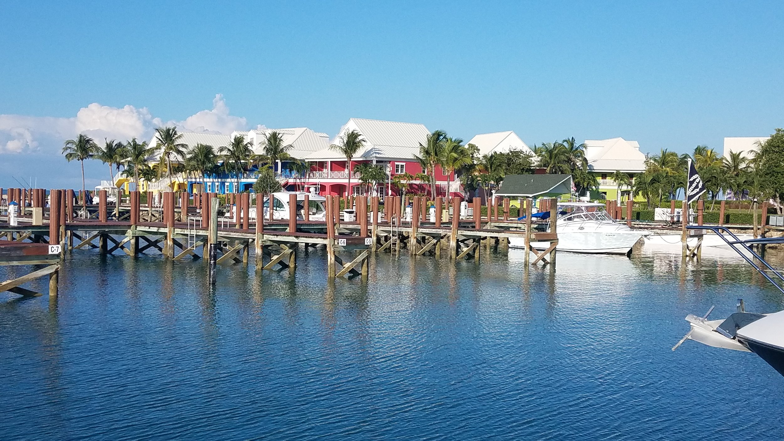 Old Bahama Bay Marina, West End, Bahamas