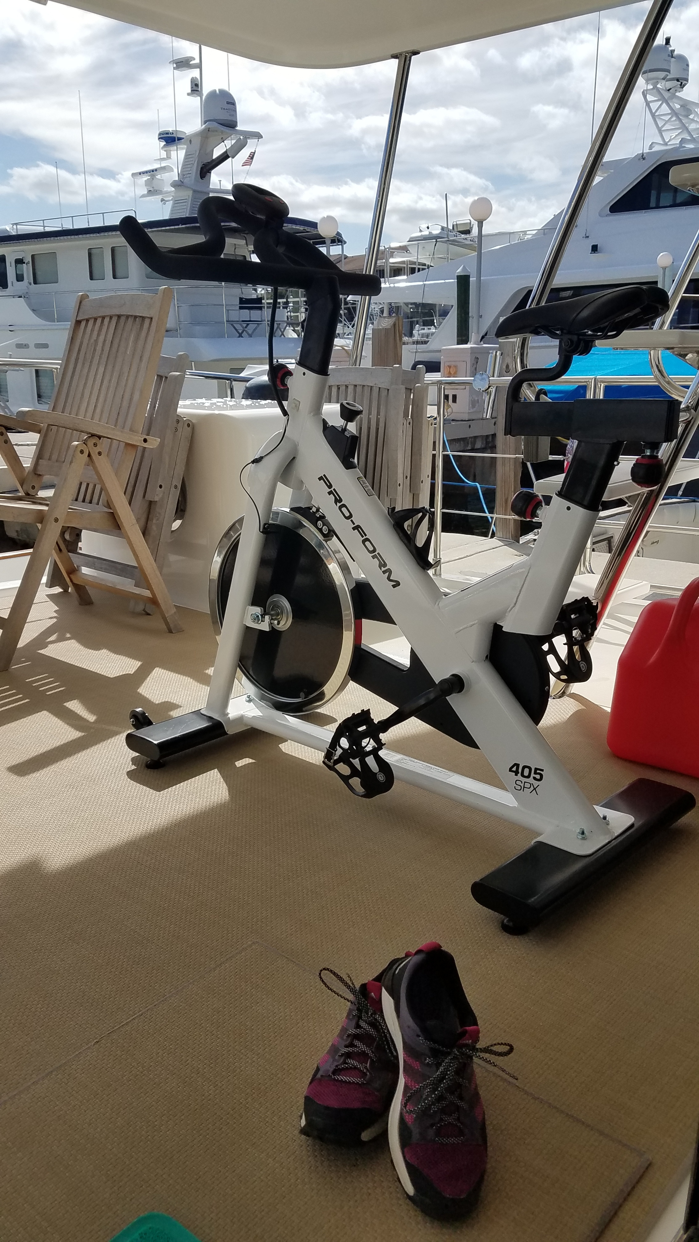 No trails, no gym - no excuses now that we have 'Pro-Form 405 SPX' from Costco