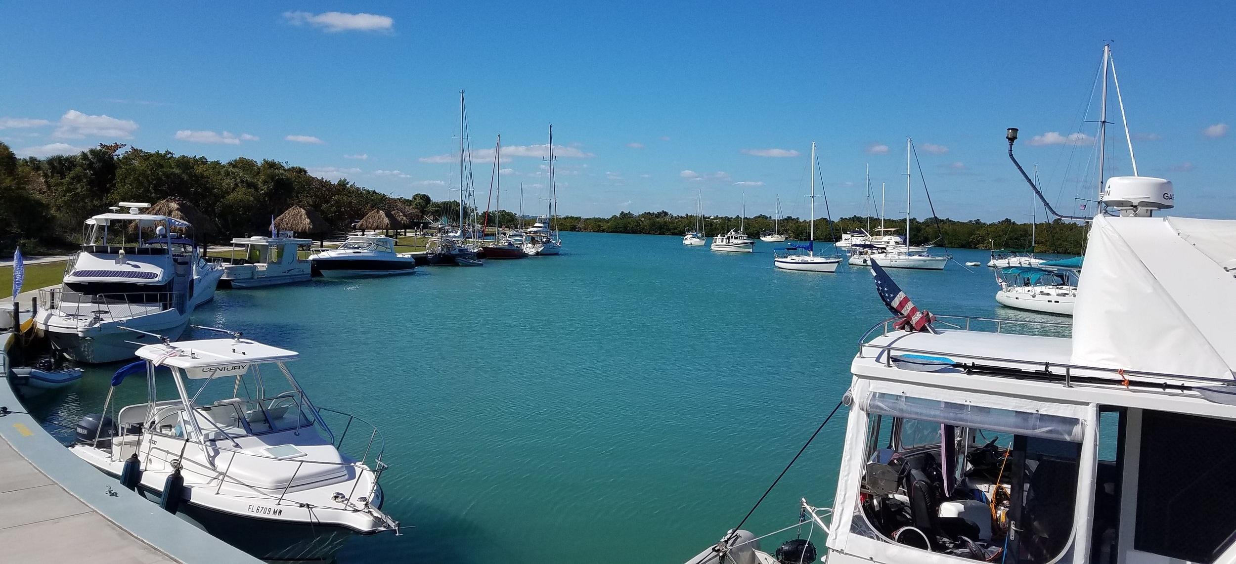 No Name Harbor, Key Biscayne, FL