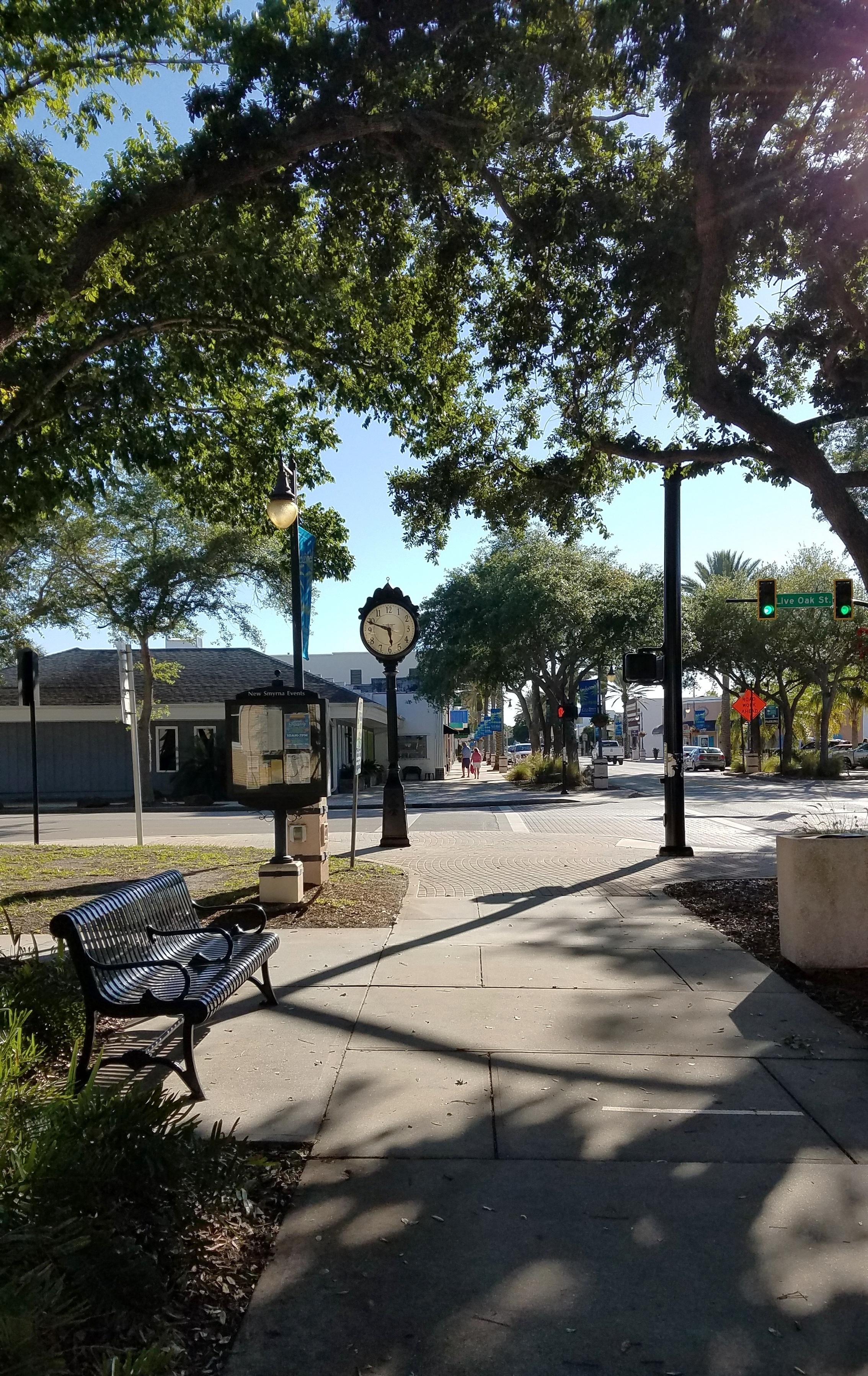 Canal Street, New Smyrna Beach, FL