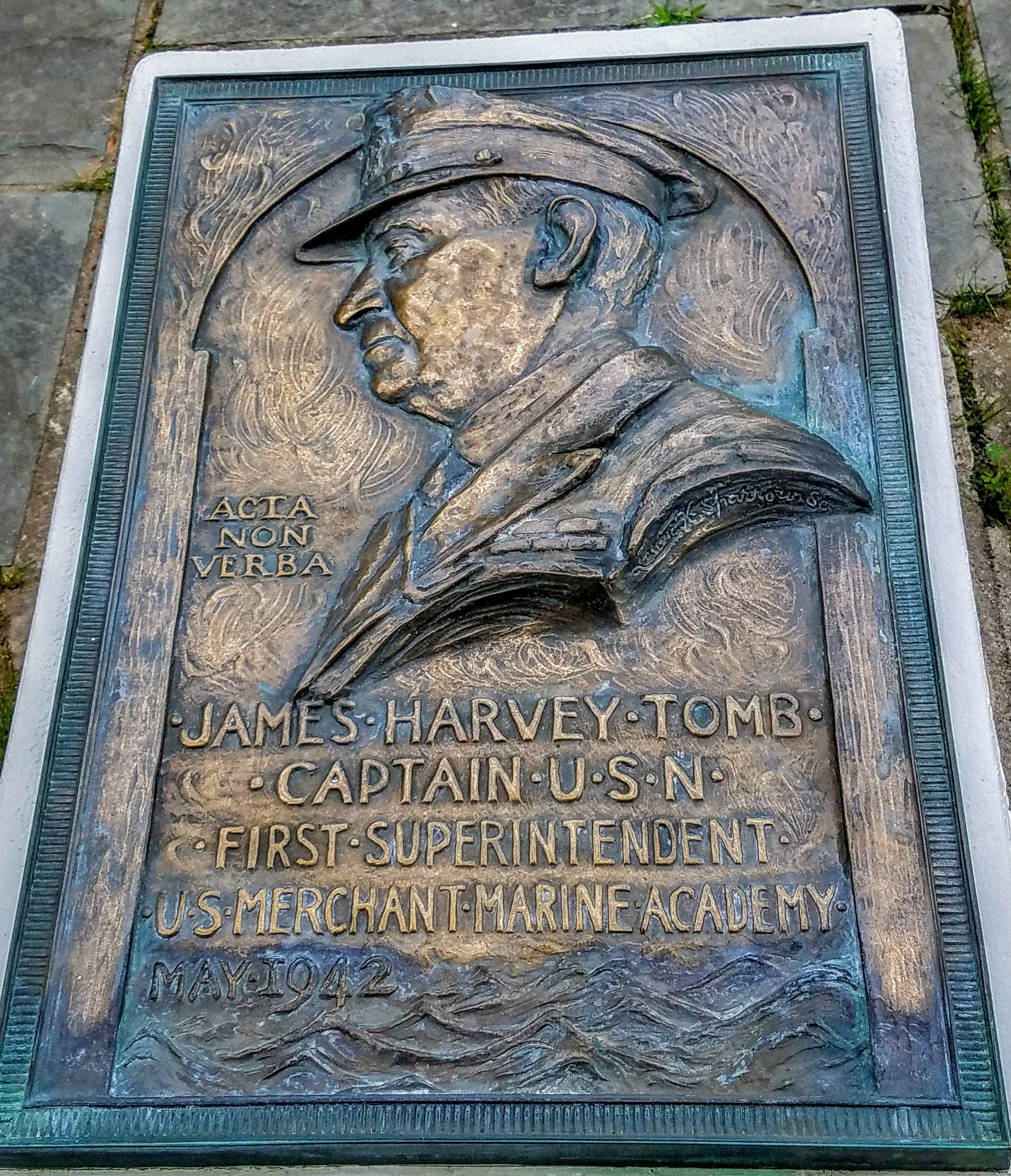 The James Harvey Tomb