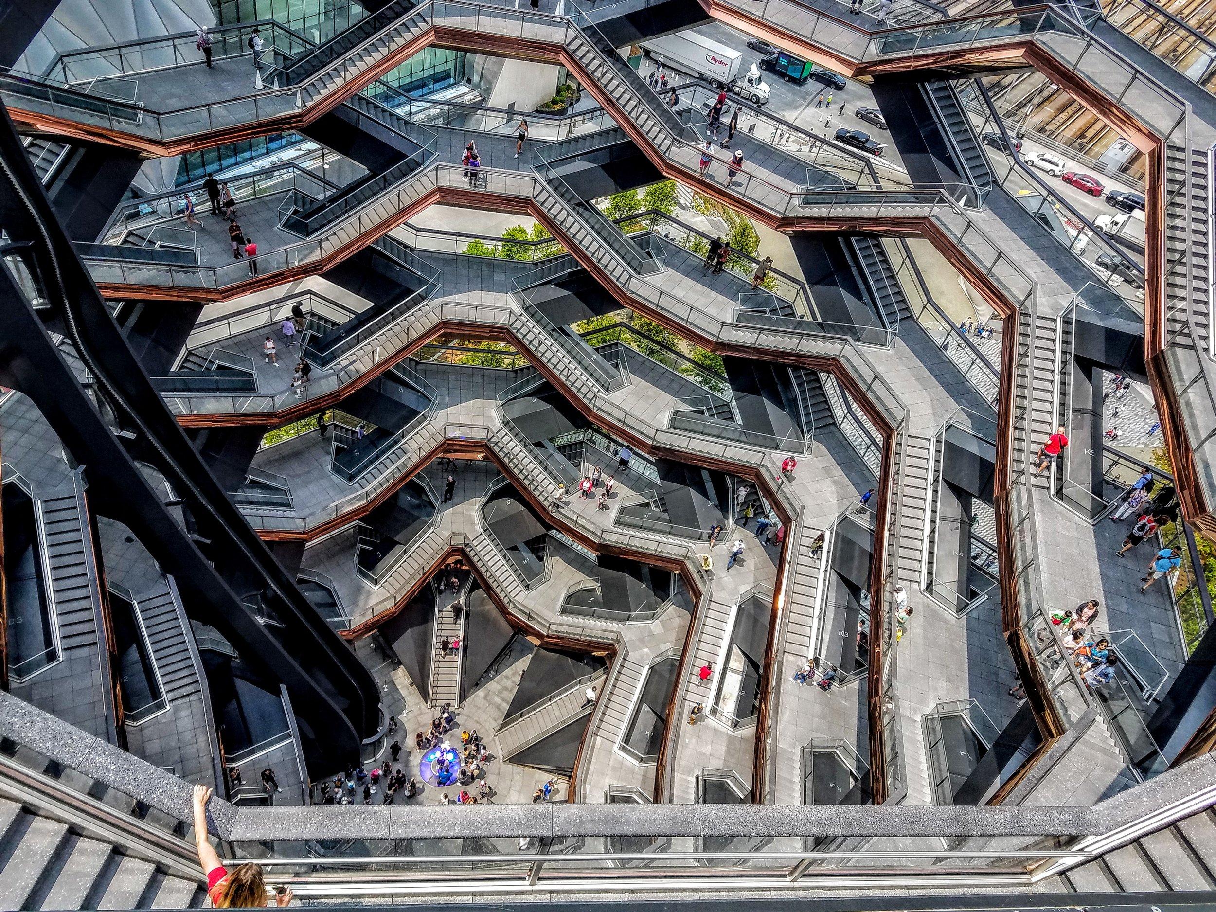Feeling very 'M.C. Escher'