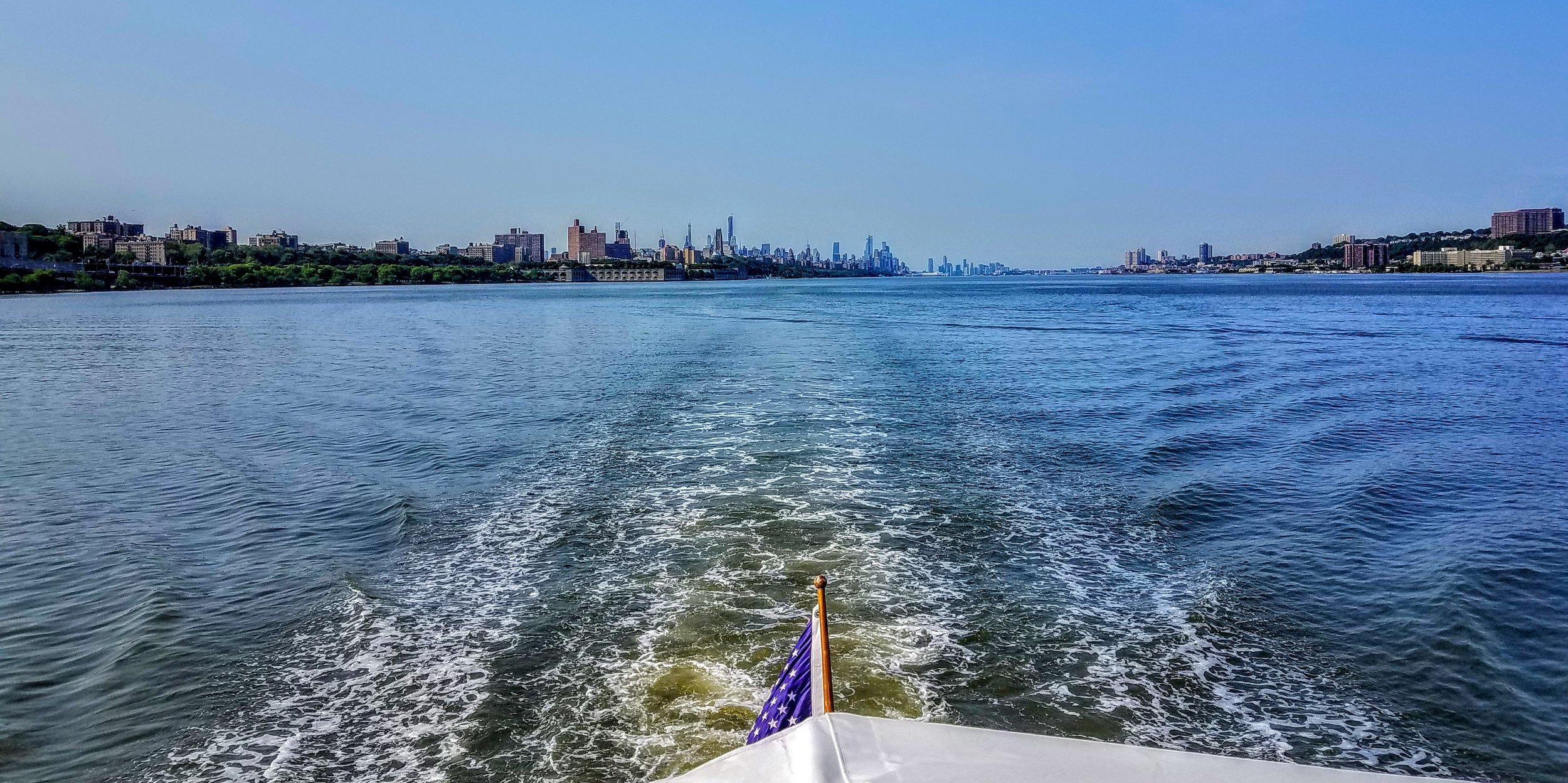 Goodbye NYC