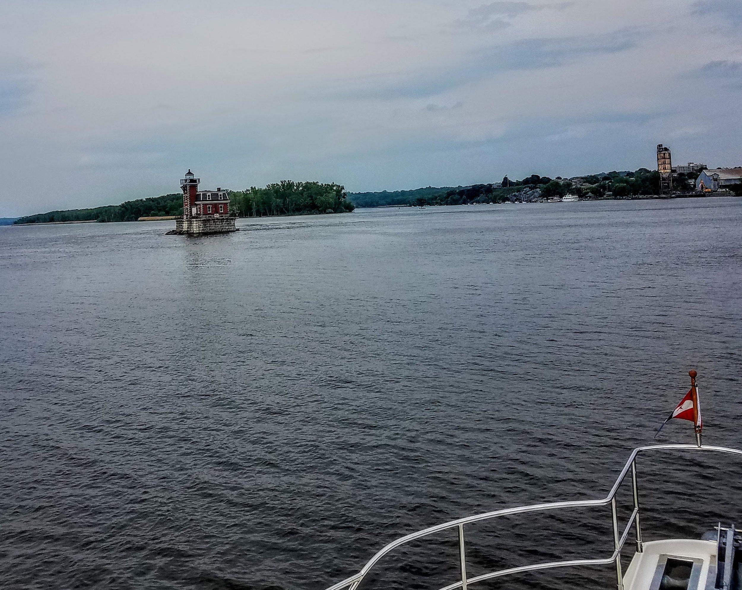 Hudson on the Hudson