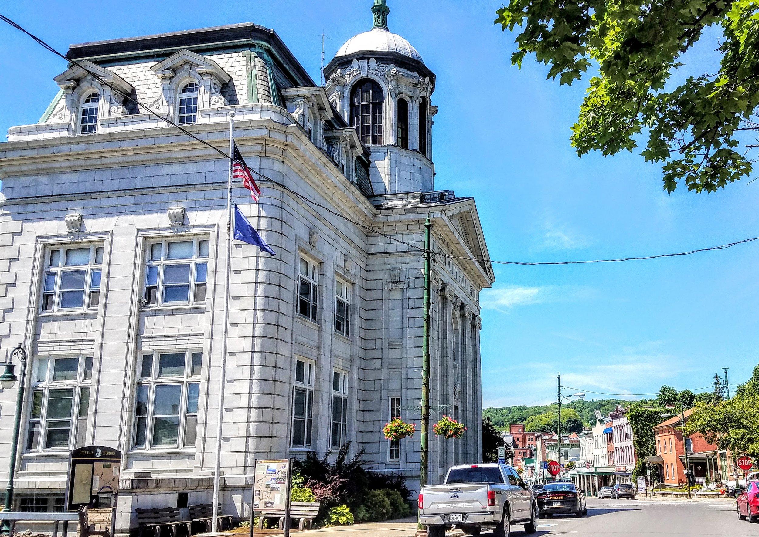 Little Falls City Hall