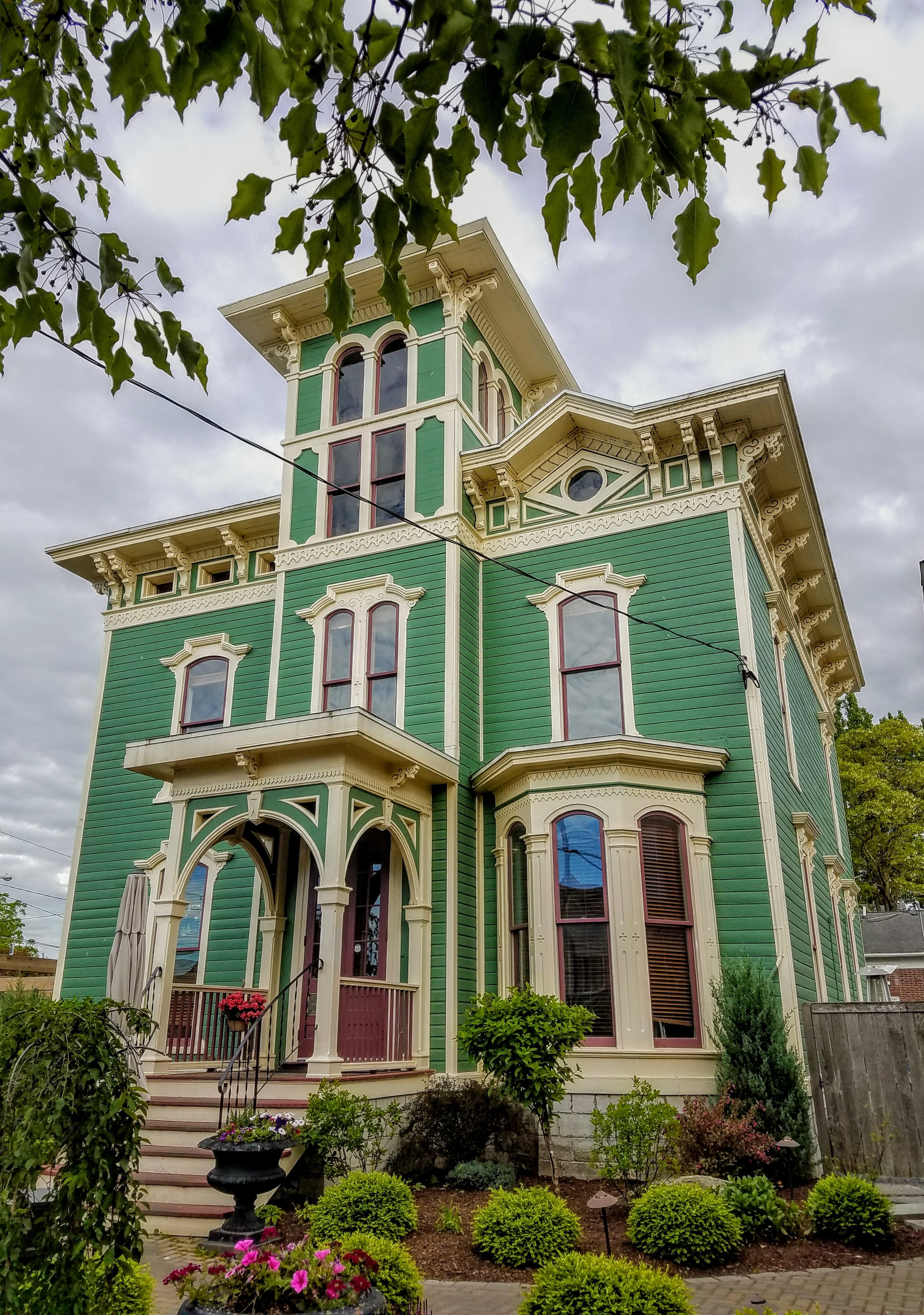Gorgeous Victorian homes