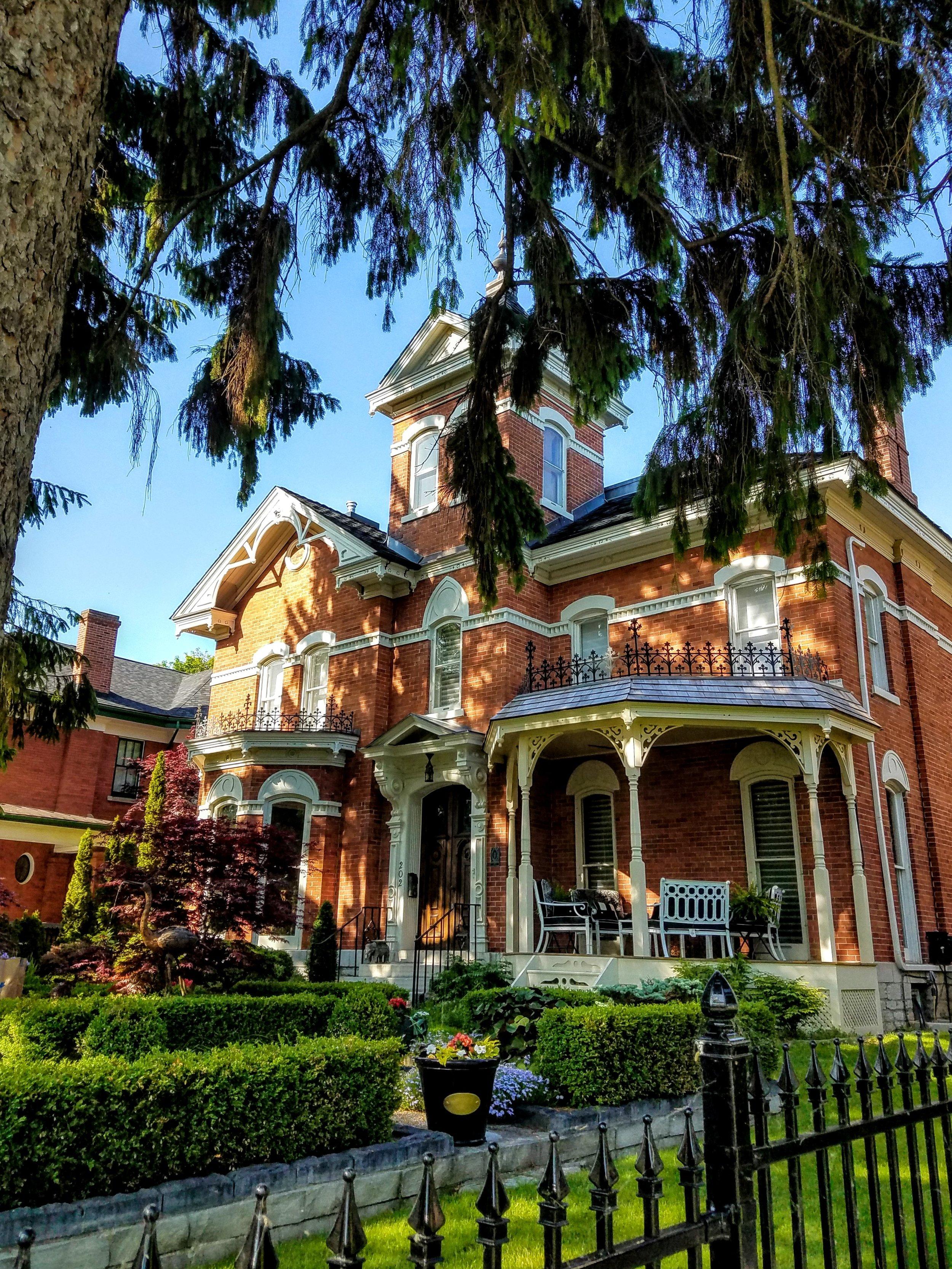 Beautiful homes of Cobourg