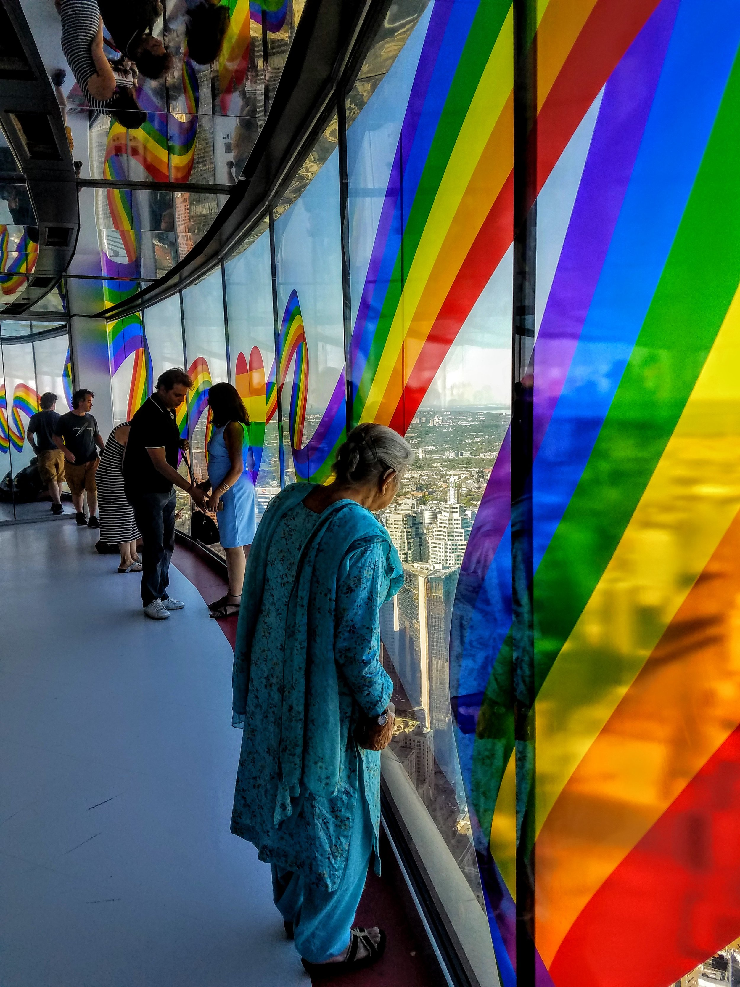 Pride and diversity in the CN Tower