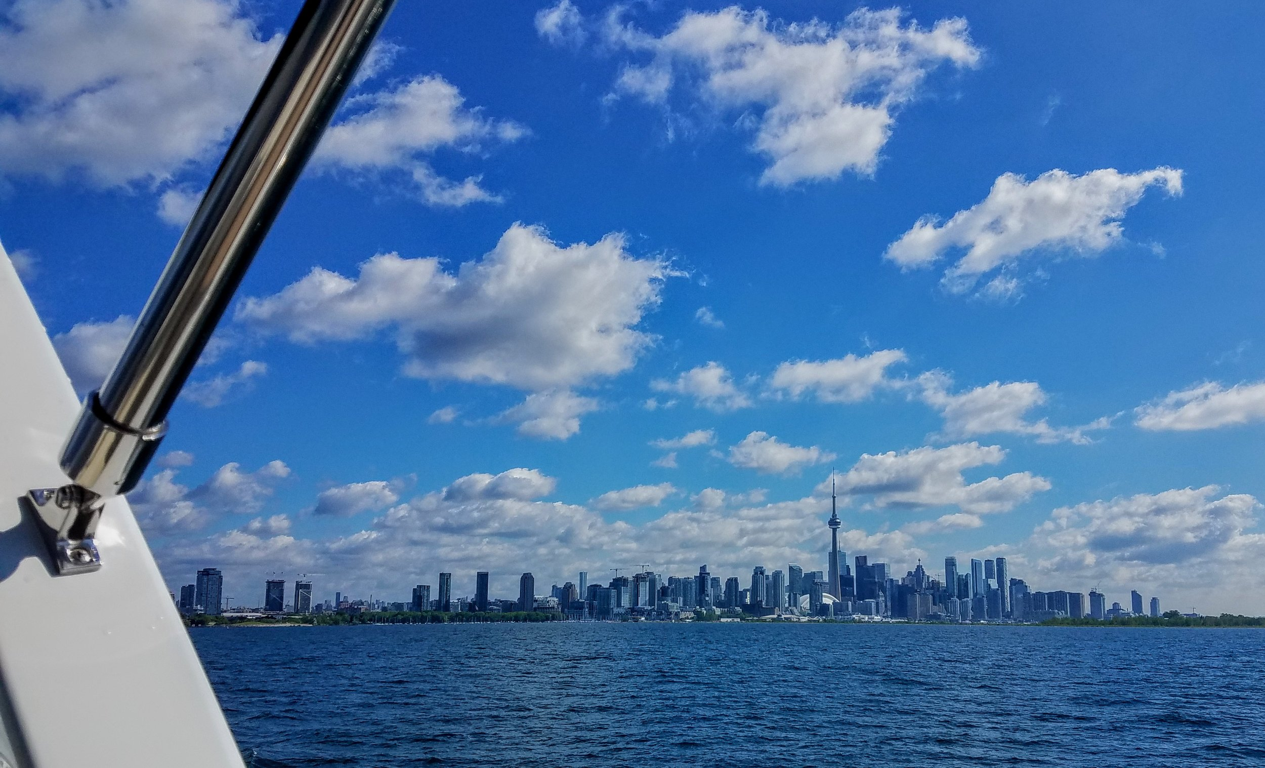 Bye, bye Toronto…hope to be back some day.