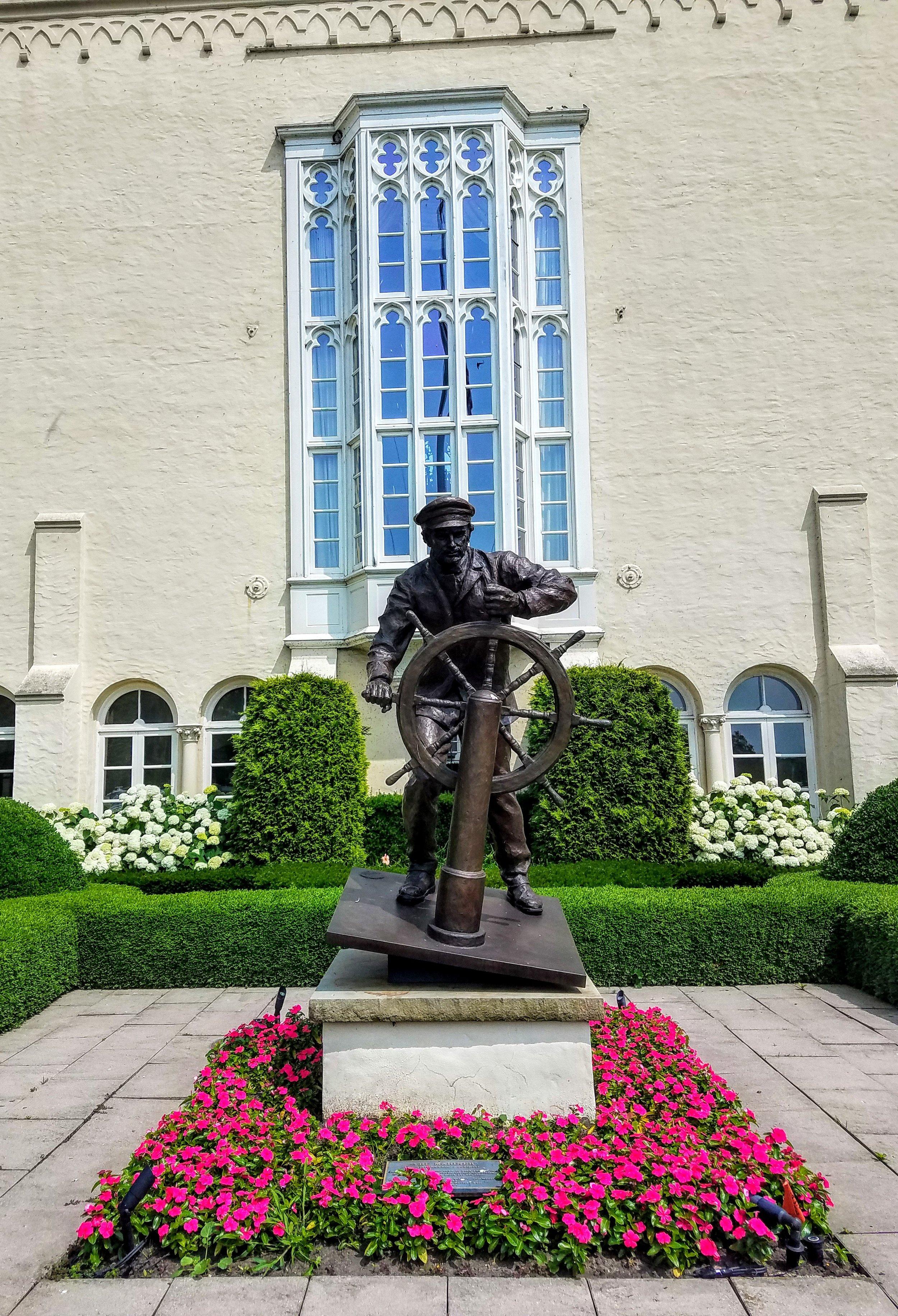 GPYC sculpture