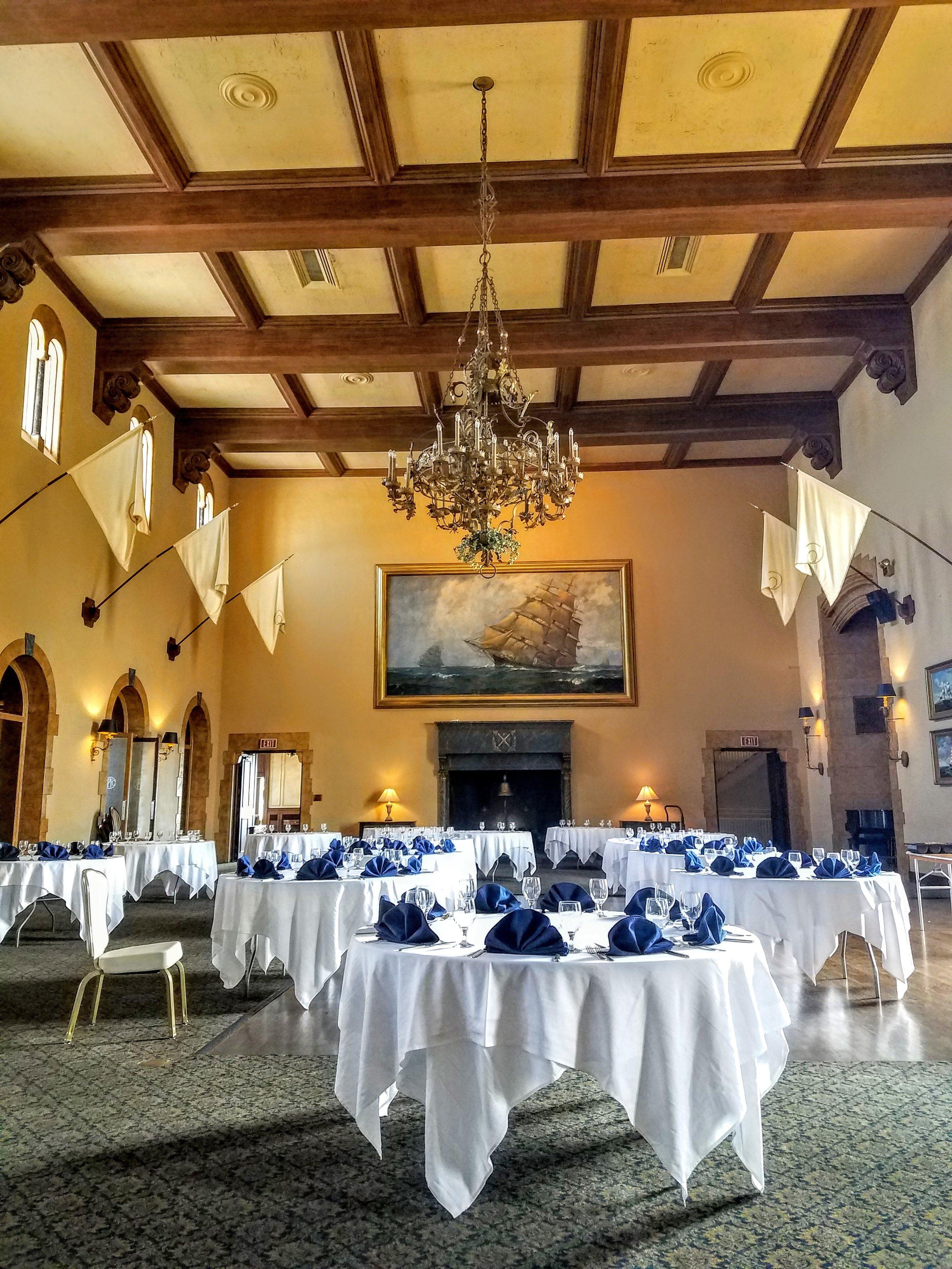 GPYC Grand Dining Room