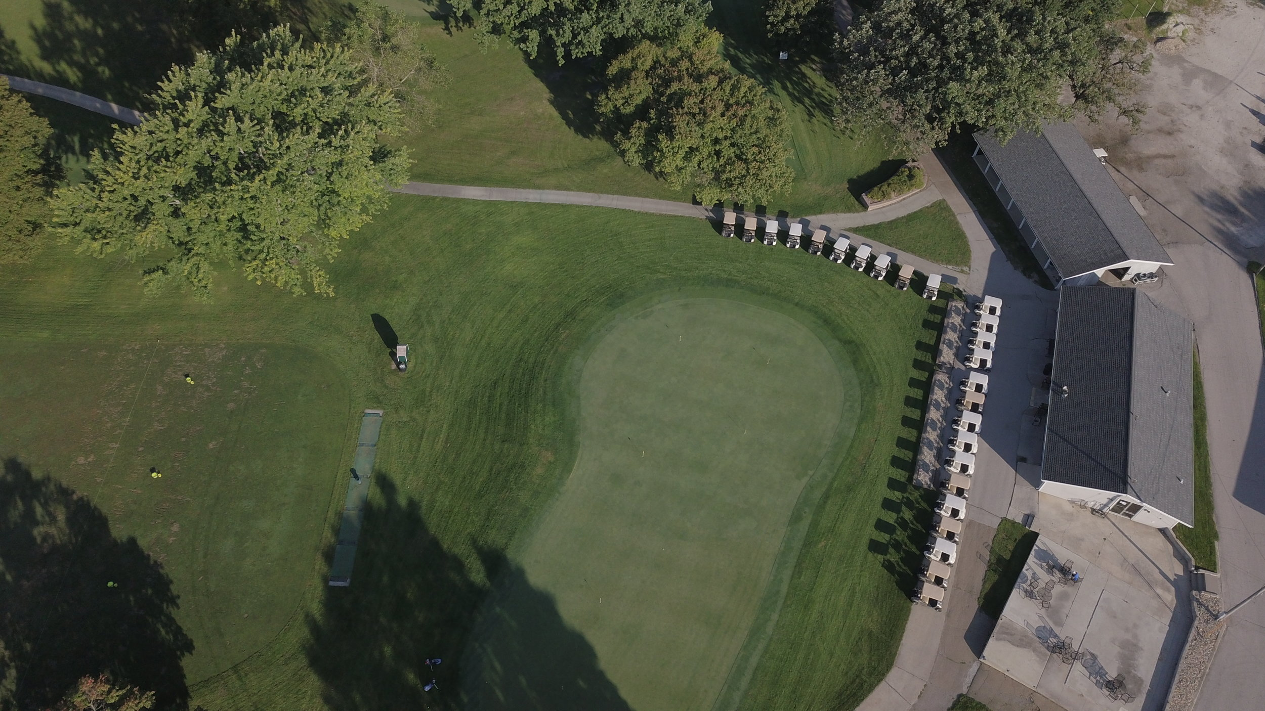 Fall Promotion - Buy an 18 or 9 hole Green Fee and receive a free cart.Single Trial Membership$350 for unlimited golf, cart, range, bag storage, and a discount towards 2019 membership.Family Trial Membership$500 for unlimited golf, cart range, bag storage, and a discount towards 2019 membership.Call the Golf Shop at (515) 955-8551 to set up a tee time!